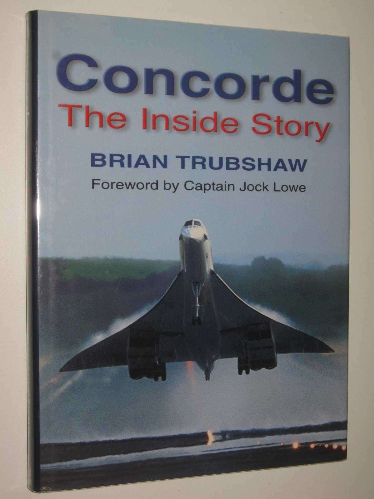 Image for Concorde: The Inside Story