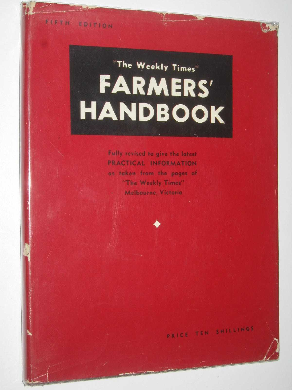 Image for The Weekly Times Farmers' Handbook