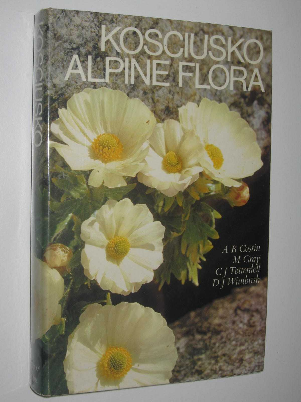 Image for Kosciusko Alpine Flora