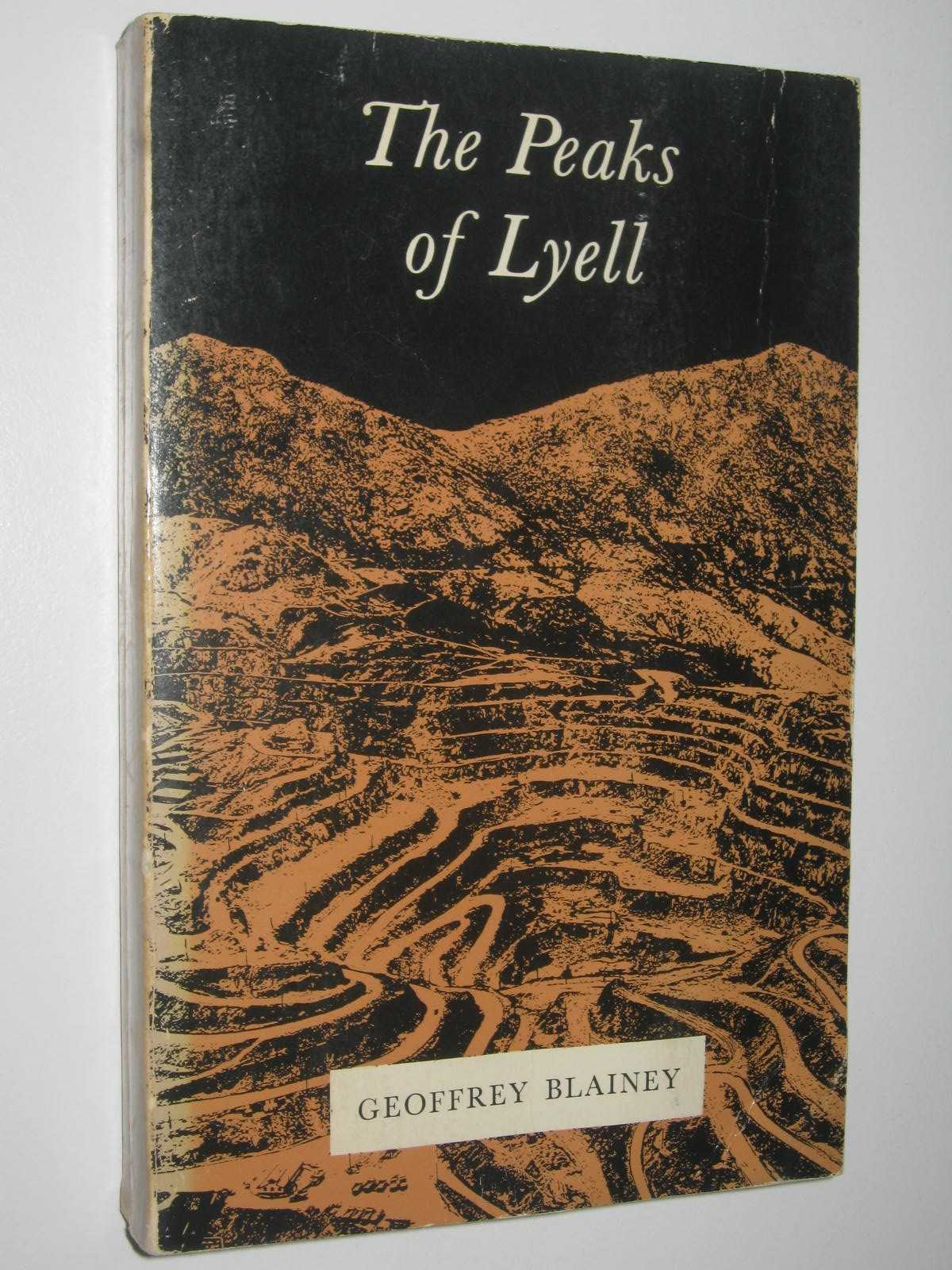 Image for The Peaks of Lyell