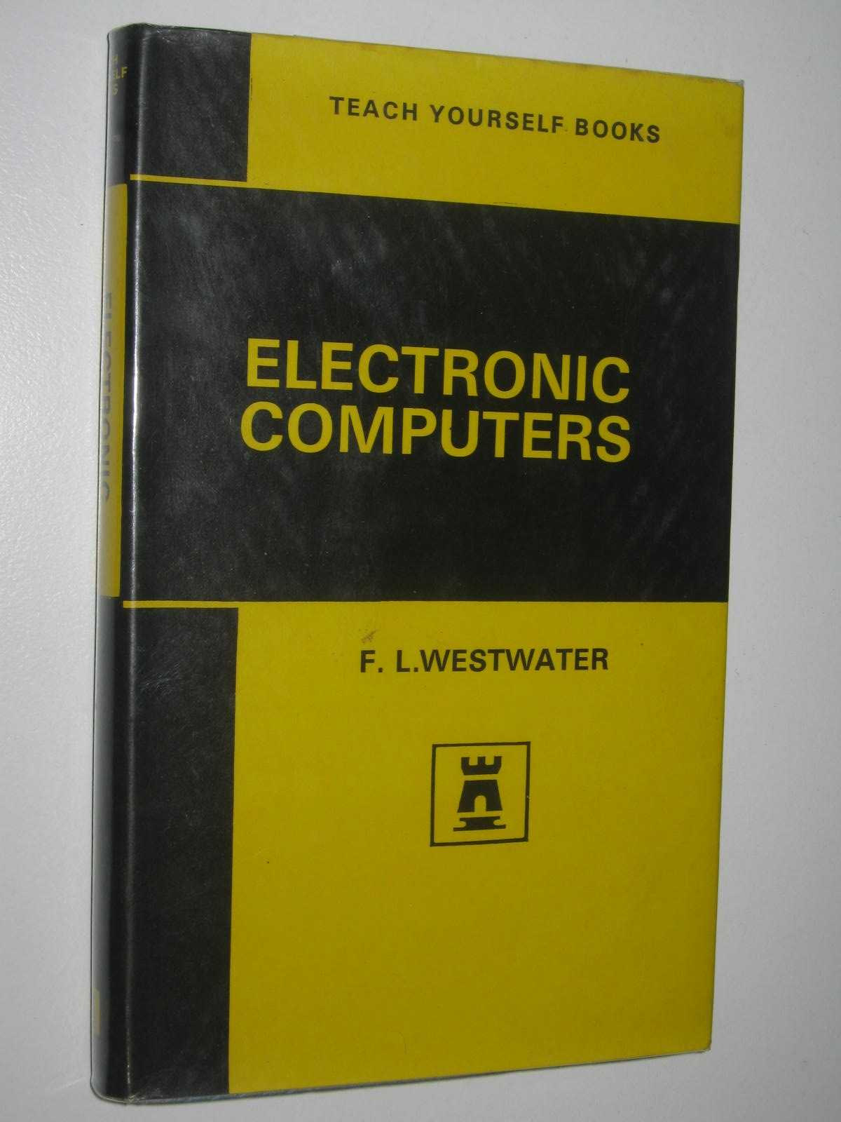 Image for Electronic Computers - Teach Yourself Books