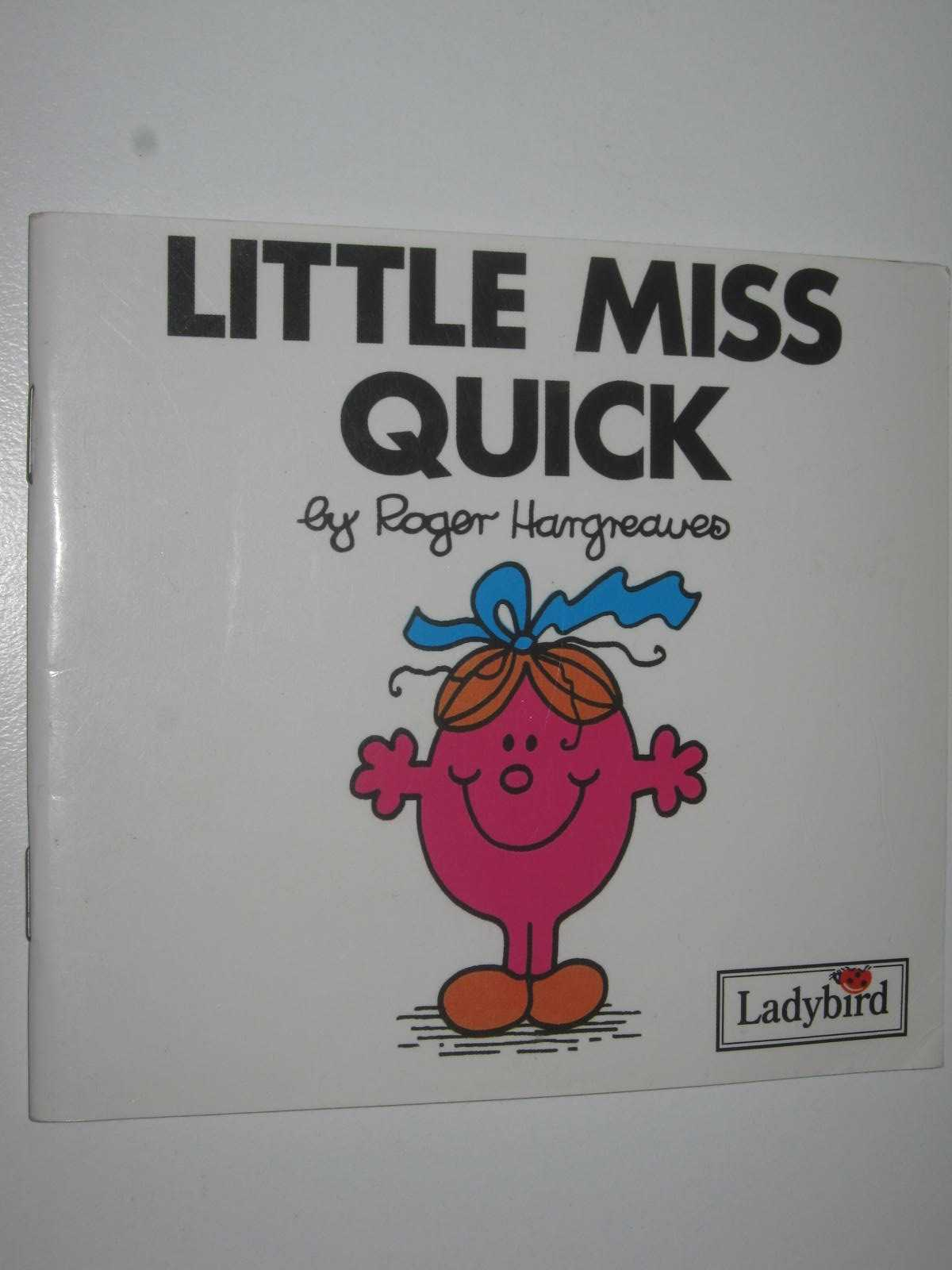 Image for Little Miss Quick - Little Miss Series #20