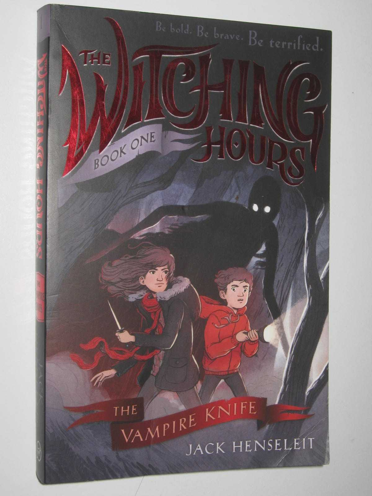 Image for The Vampire Knife - The Witching Hours Series #1