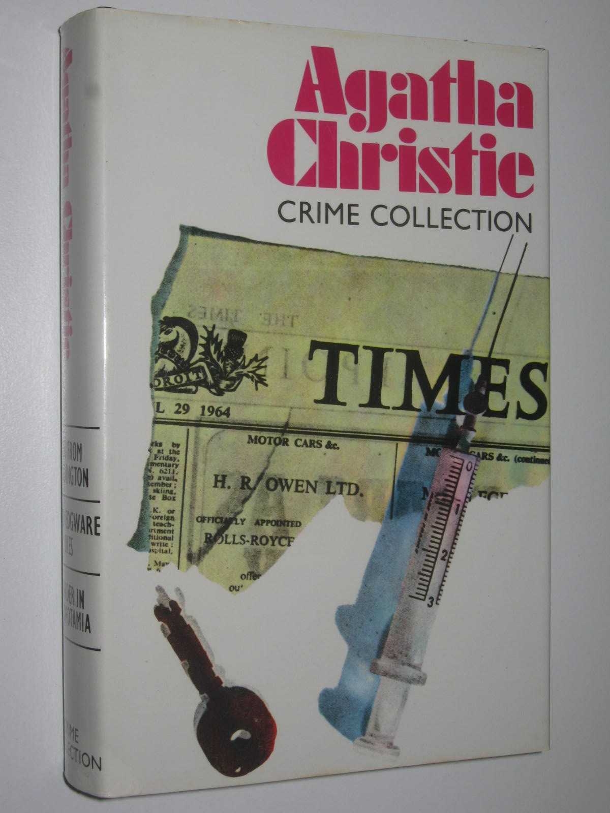Image for 4:50 from Paddington + Lord Edgware Dies + Murder in Mesopotamia - Agatha Christie Crime Collection Series #2