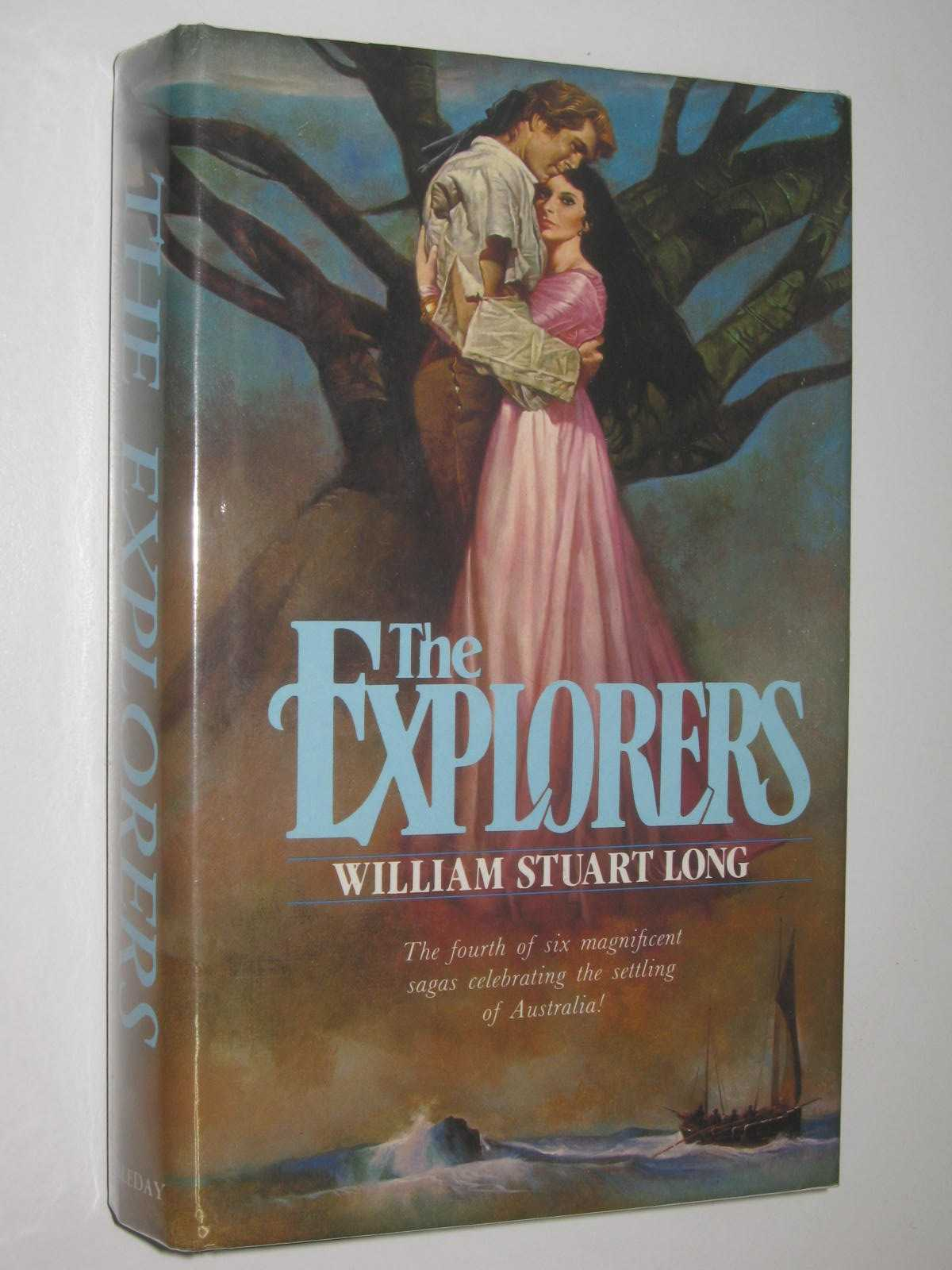 Image for The Explorers - The Australians Series #4