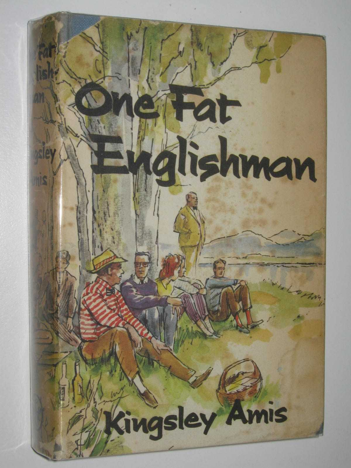 Image for One Fat Englishman