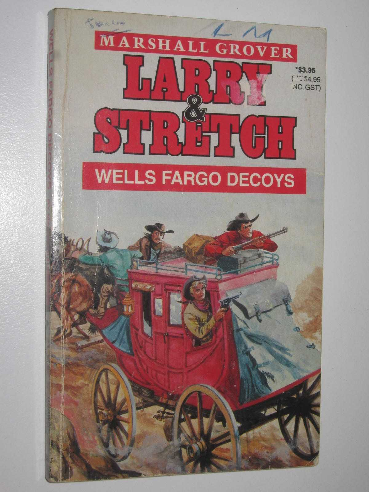 Image for Wells Fargo Decoys - Larry and Stretch Series #325