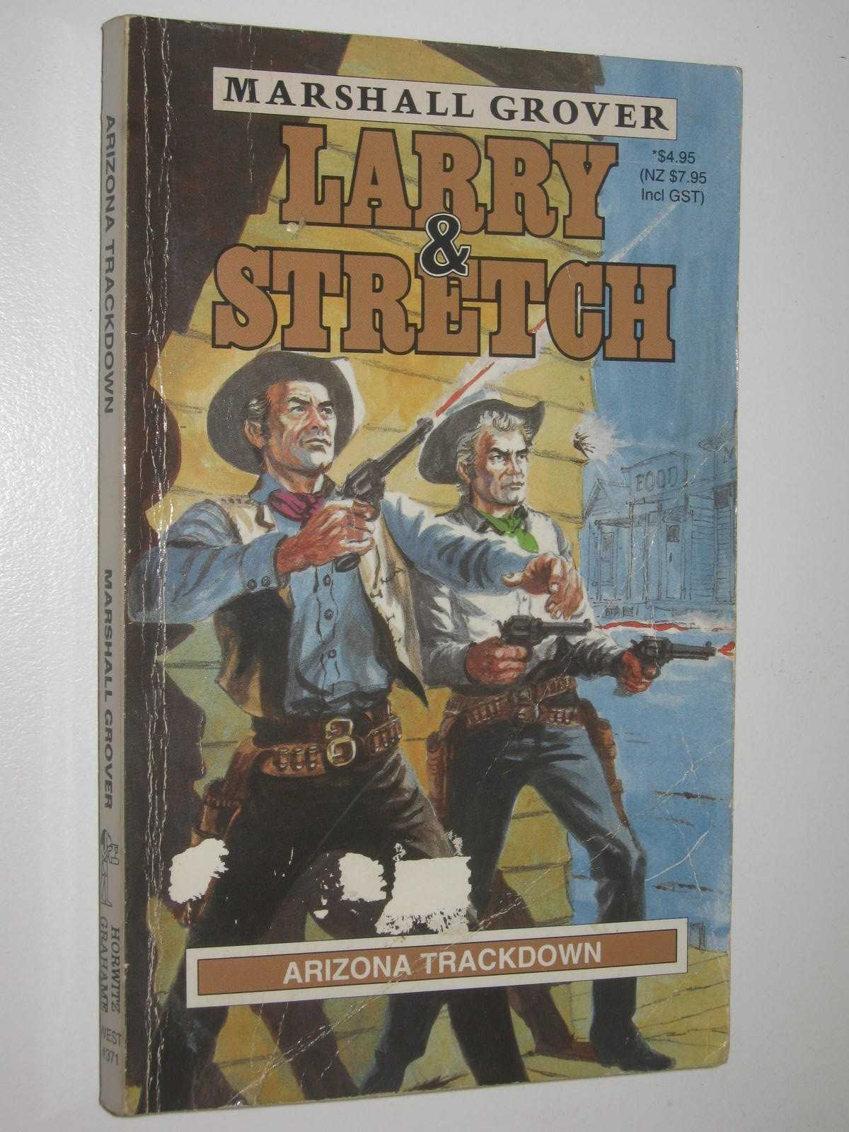 Image for Arizona Trackdown - Larry and Stretch Series #371