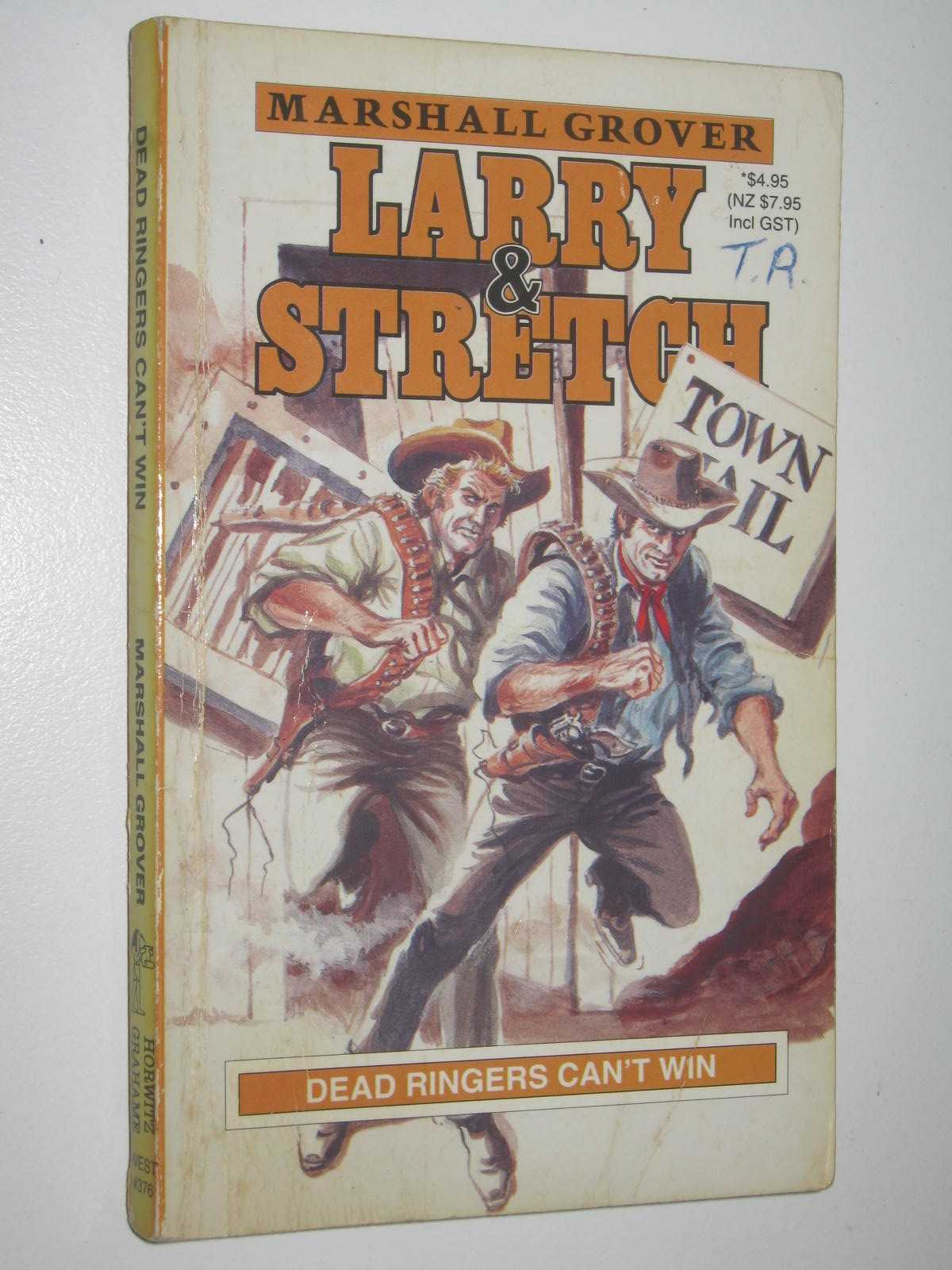 Image for Dead Ringers Can't Win - Larry and Stretch Series #376
