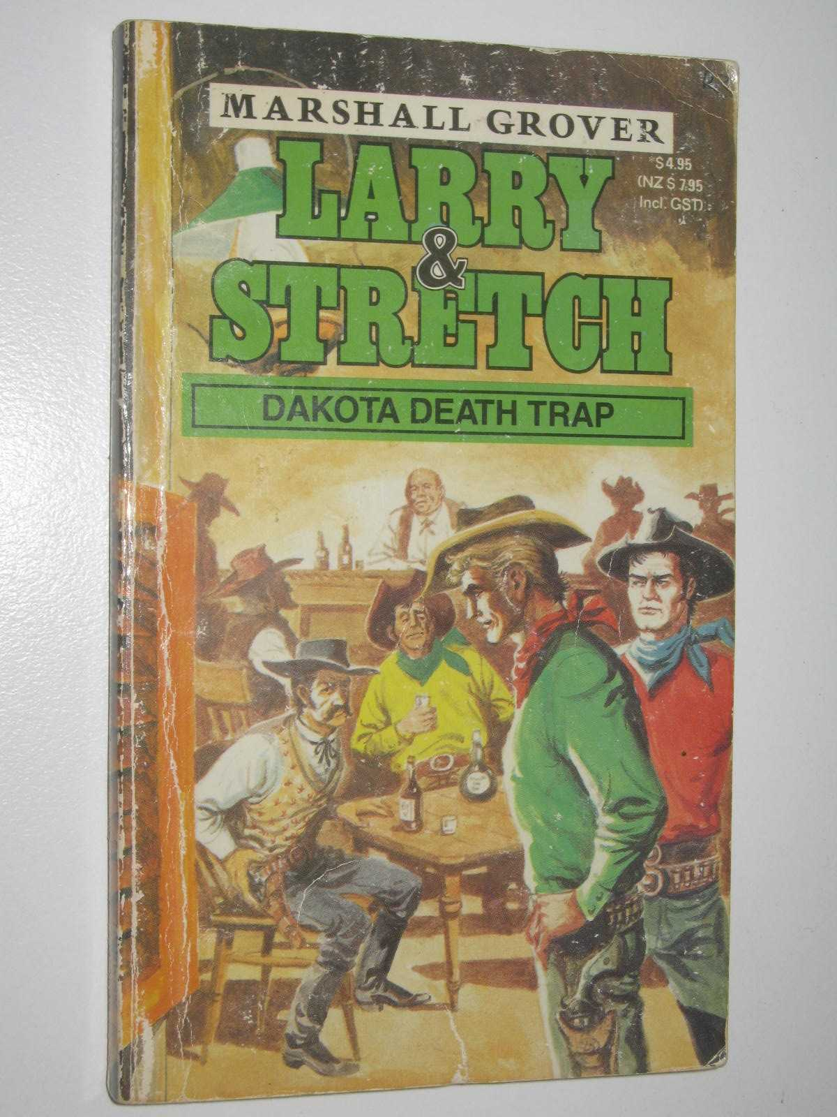 Image for Dakota Death Trap - Larry and Stretch Series #330