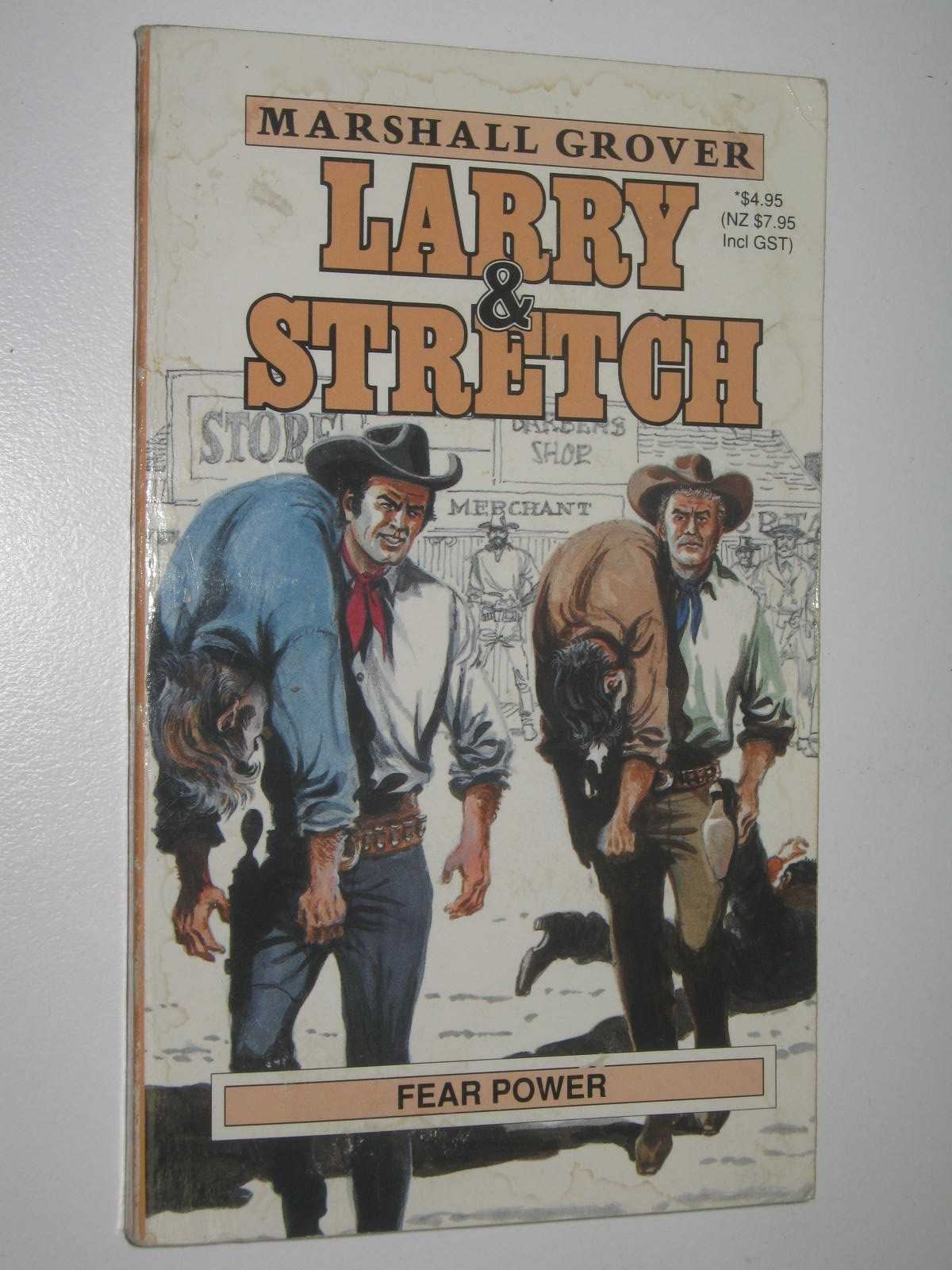Image for Fear Power - Larry and Stretch Series #366