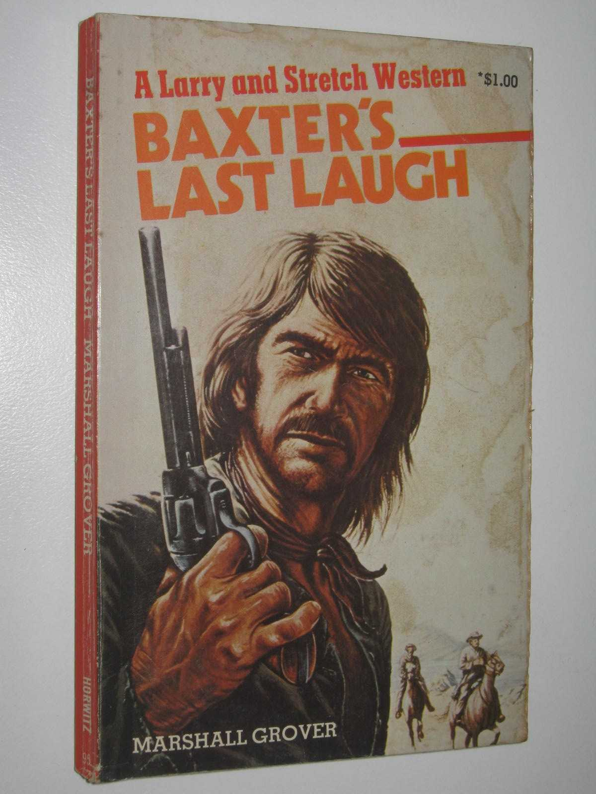 Image for Baxter's Last Laugh - Larry and Stretch Series #95