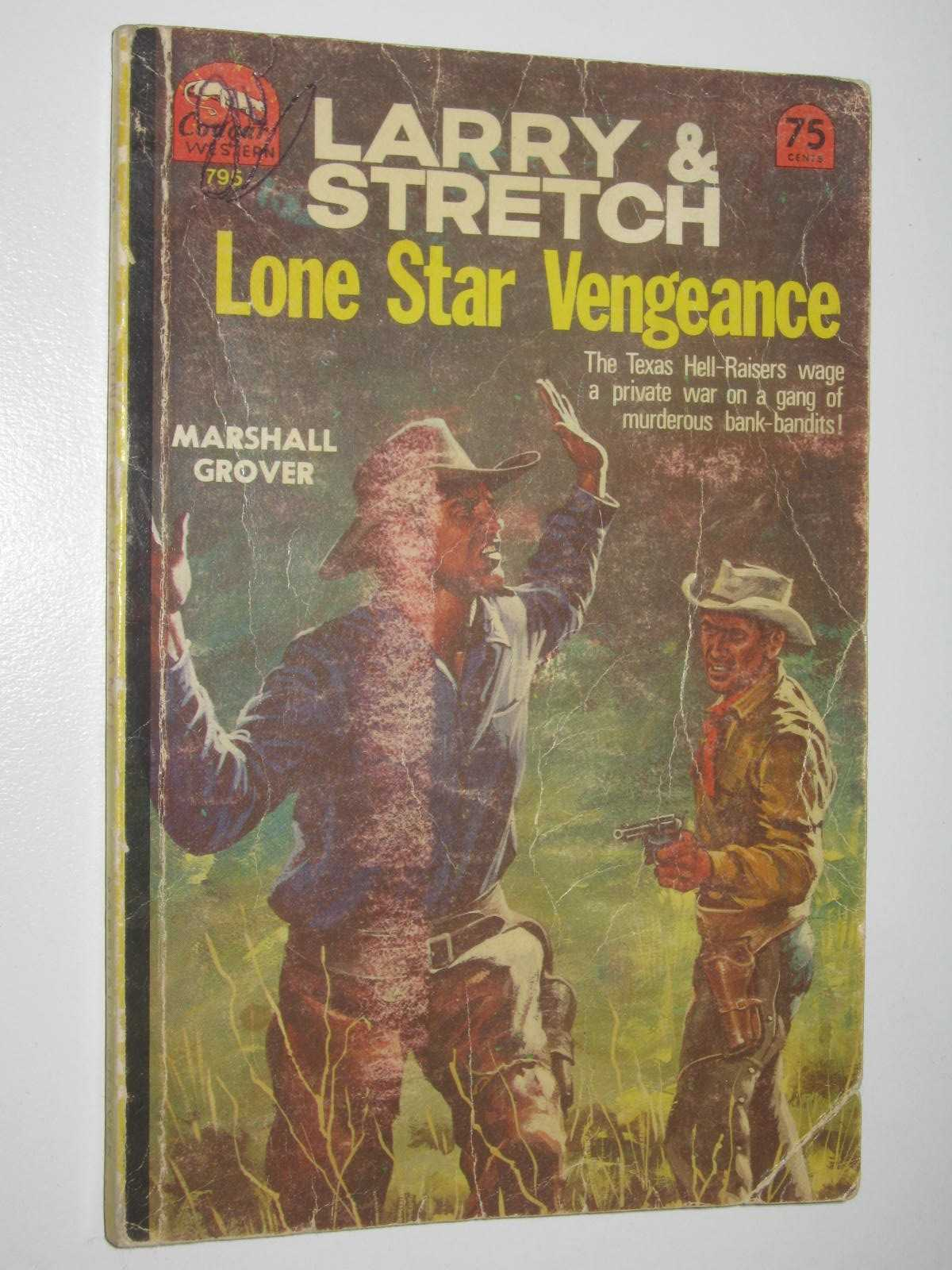Image for Lone Star Vengeance - Larry and Stretch [Cougar Western] Series #795