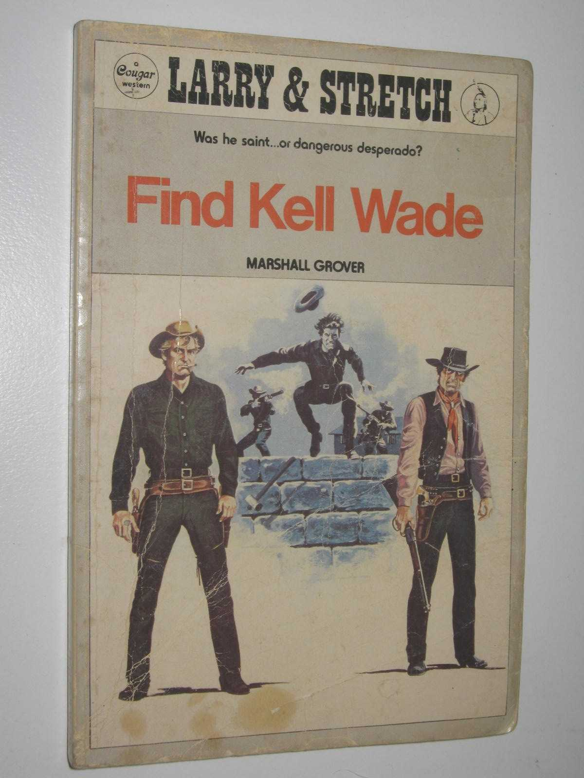 Image for Find Kell Wade - Larry and Stretch [Cougar Western] Series #15