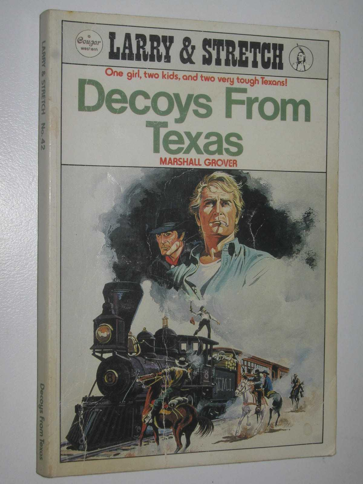 Image for Decoys from Texas - Larry and Stretch [Cougar Western] Series #42