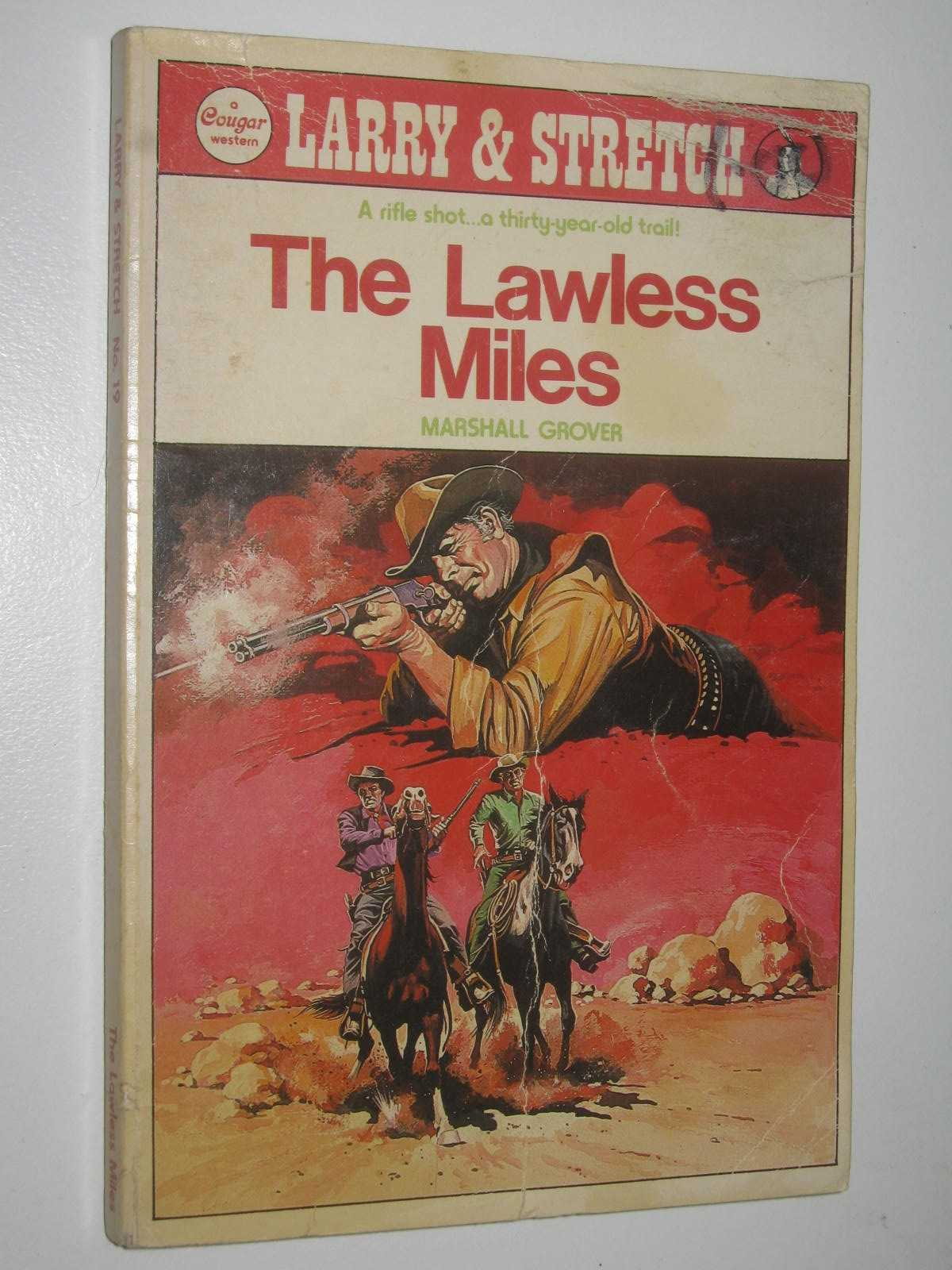 Image for The Lawless Miles - Larry and Stretch [Cougar Western] Series #19