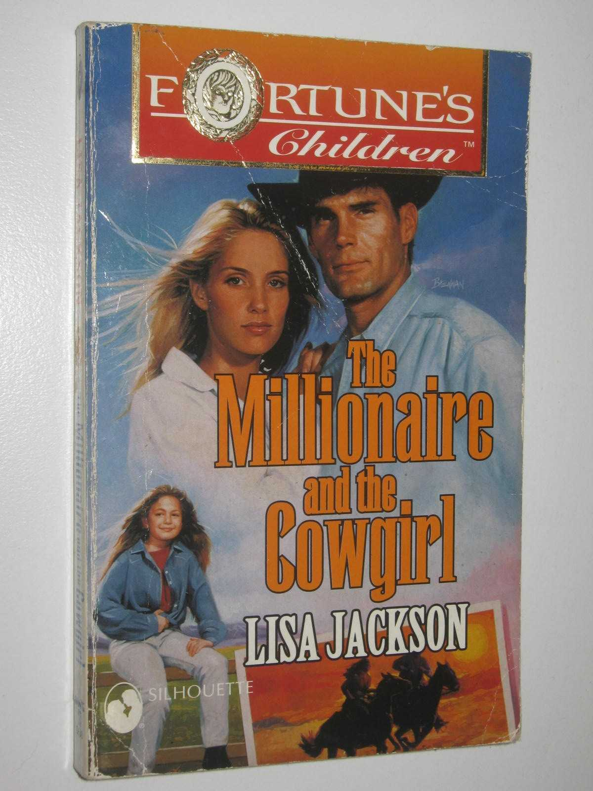 Image for The Millionaire And The Cowgirl - Fortune's Children Series #2