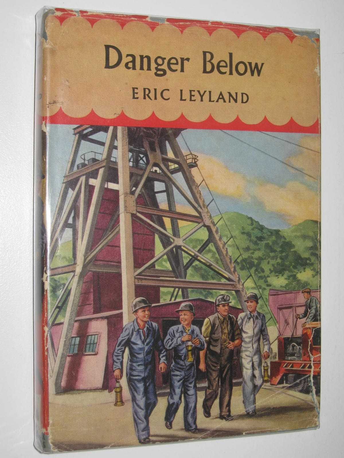 Image for Danger Below