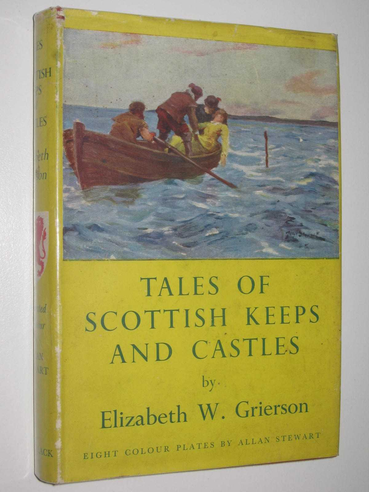 Image for Tales of Scottish Keeps and Castles