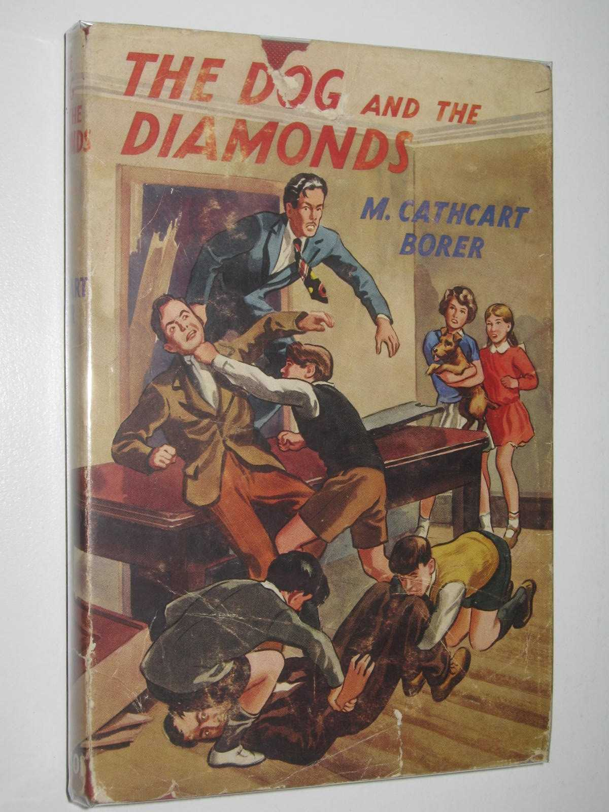 Image for The Dog and the Diamonds