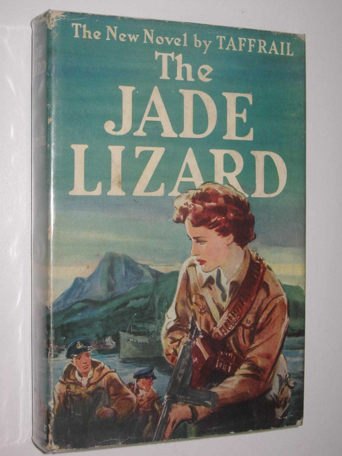 Image for The Jade Lizard