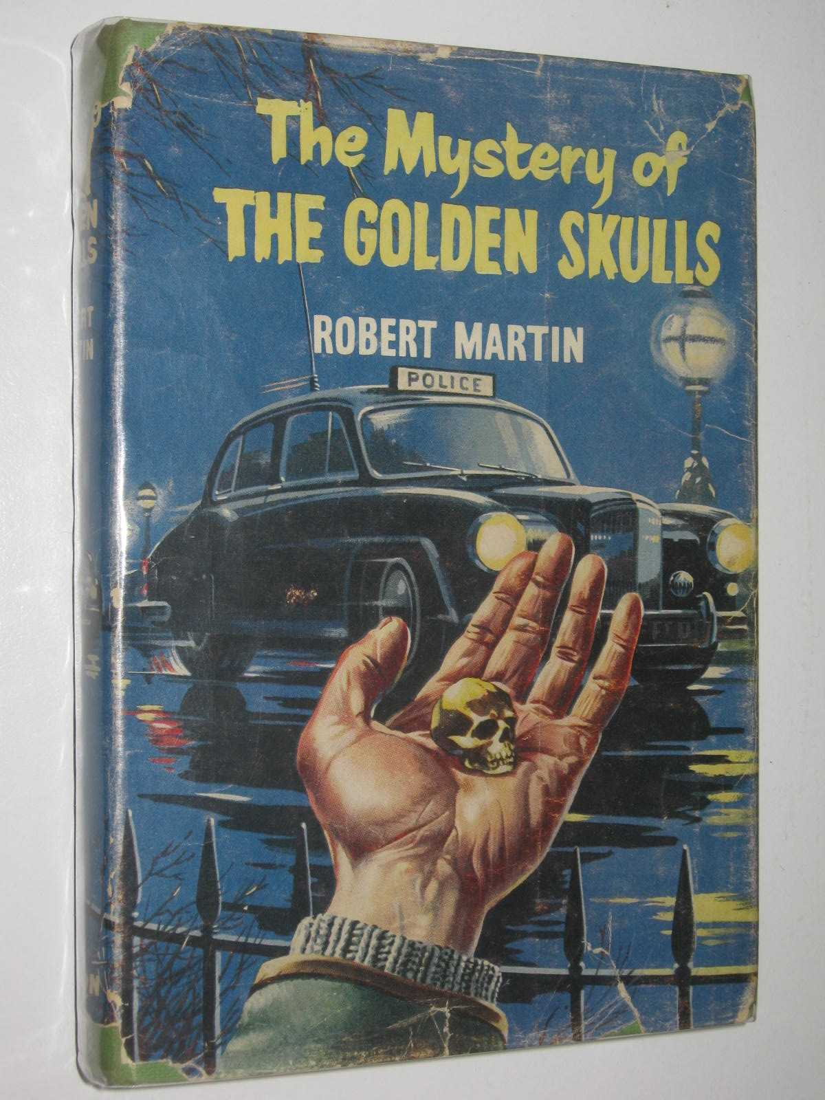 Image for The Mystery of the Golden Skulls