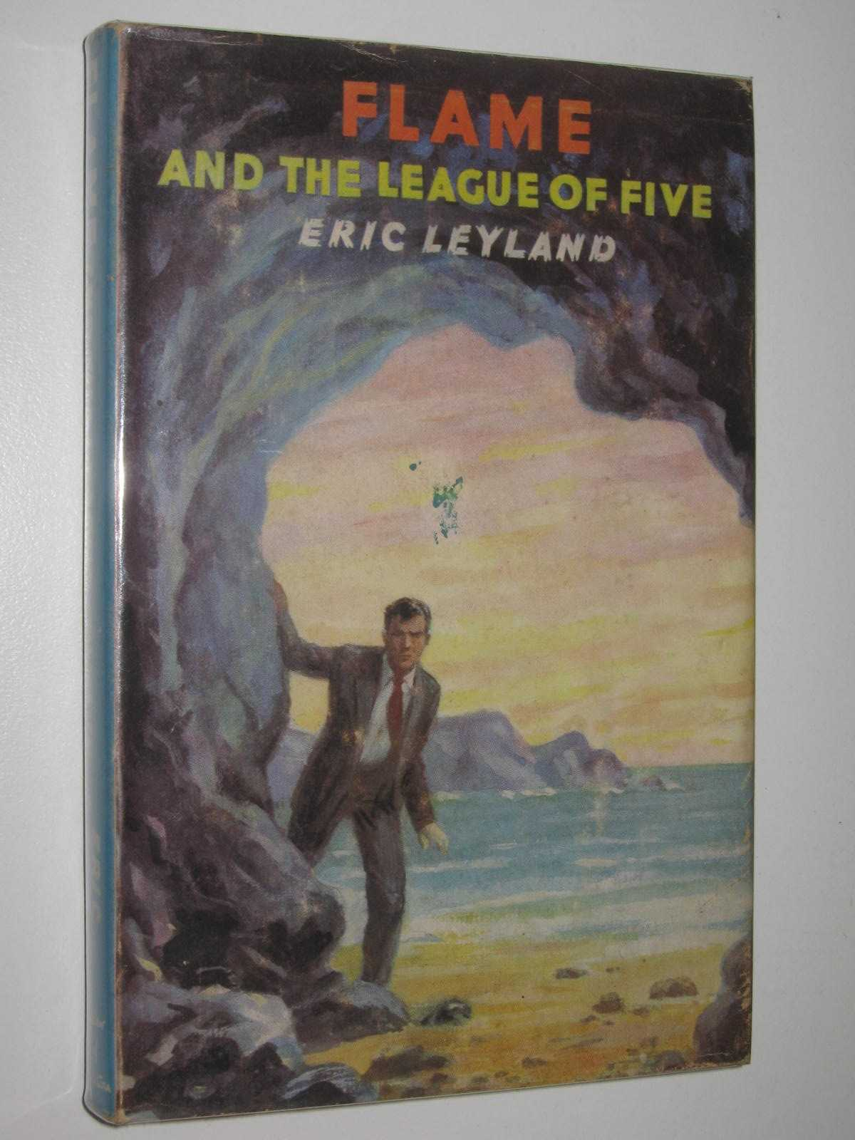 Image for Flame and the League of Five