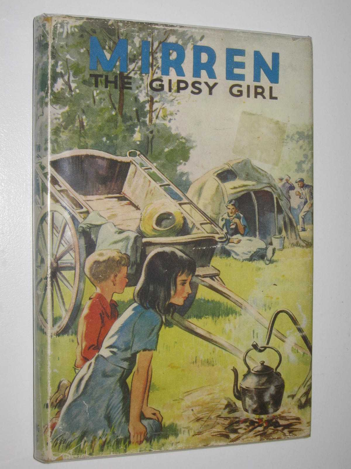 Image for Mirren, the Gypsy Girl