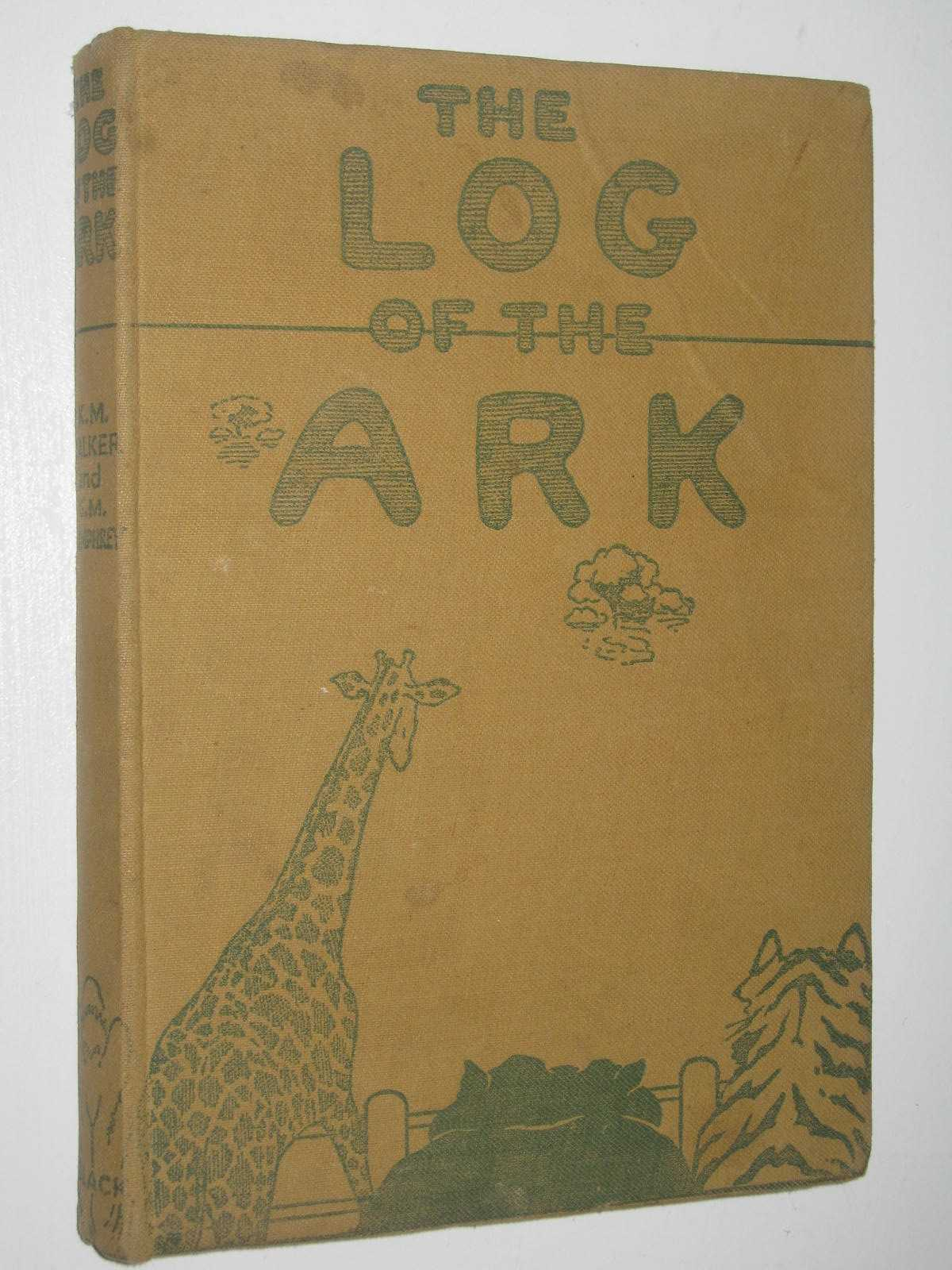 Image for The Log of the Ark