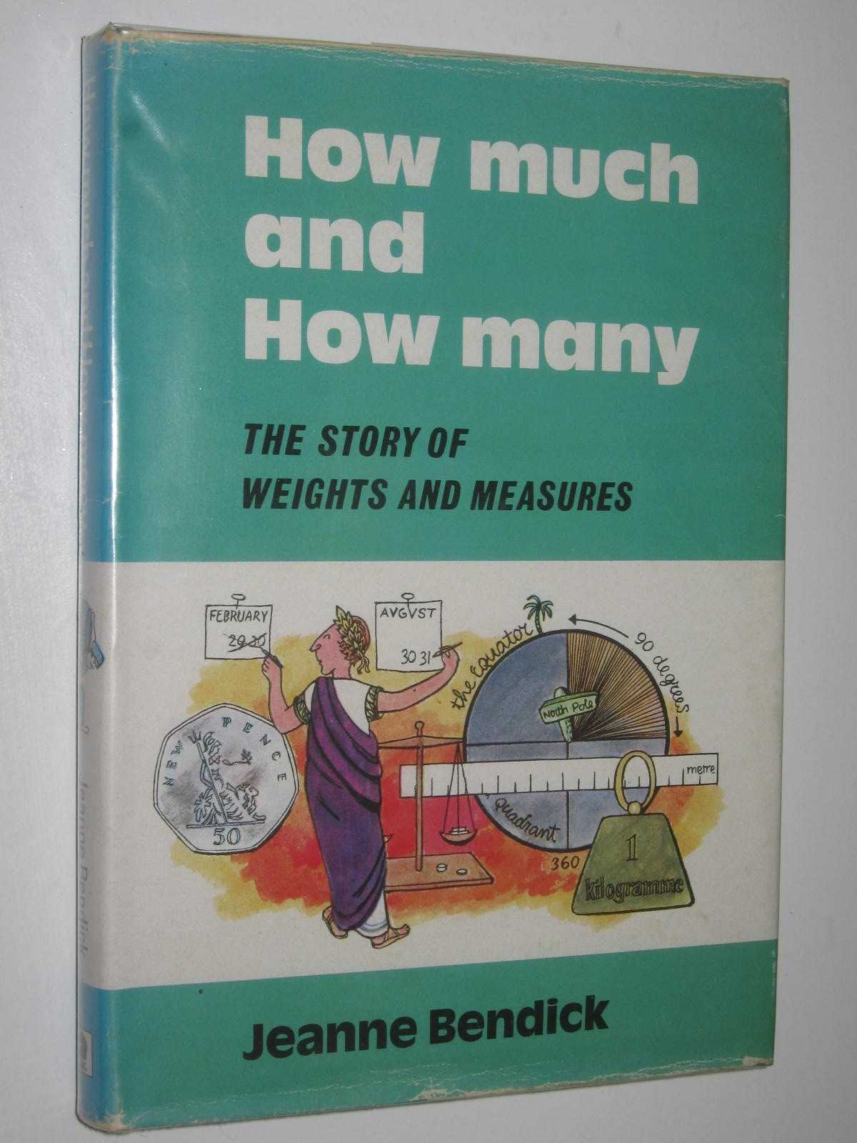 Image for How Much and How Many : The Story of Weights and Measures