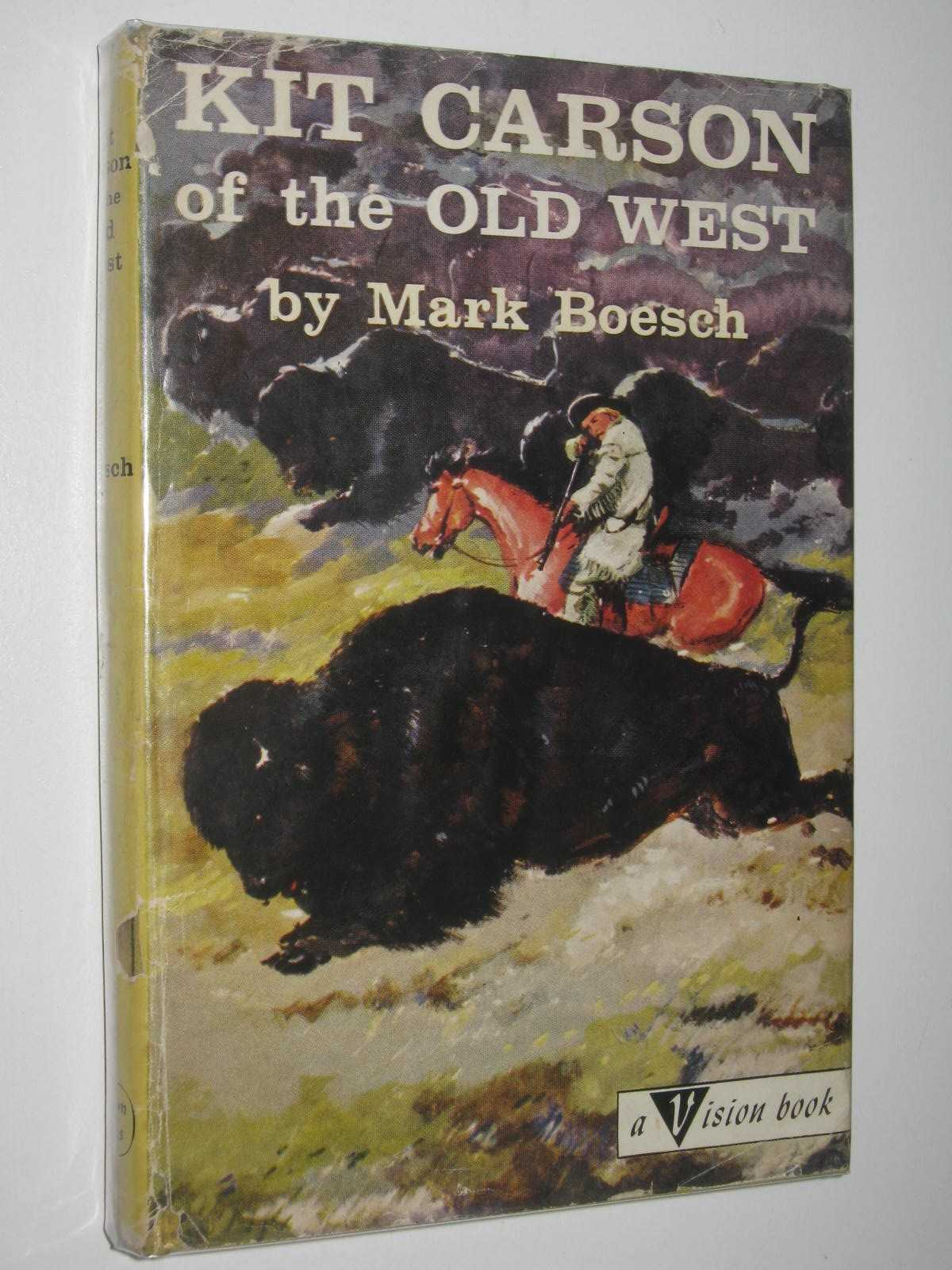 Image for Kit Carson and the Old West