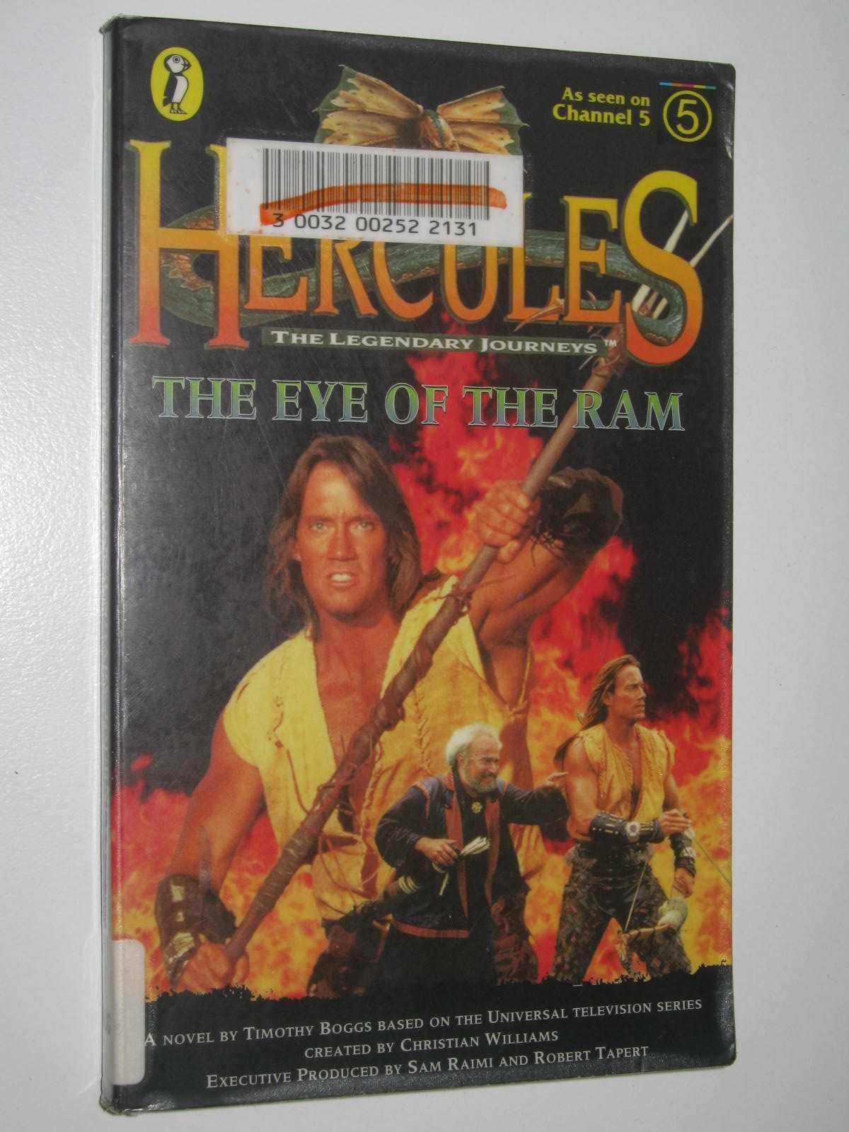 Image for The Eye Of The Ram - Hercules: The Legendary Journeys Series #3