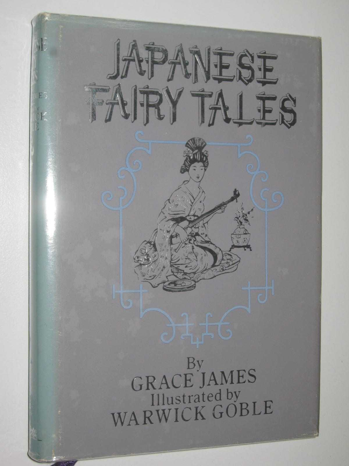 Image for Japanese Fairy Tales