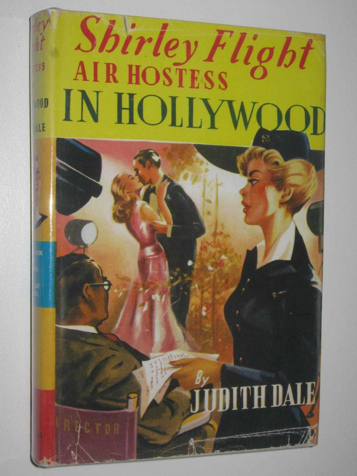 Image for Shirley Flight, Air Hostess in Hollywood