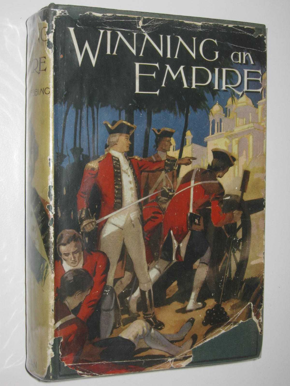 Image for Winning an Empire : or, the Story of Clive