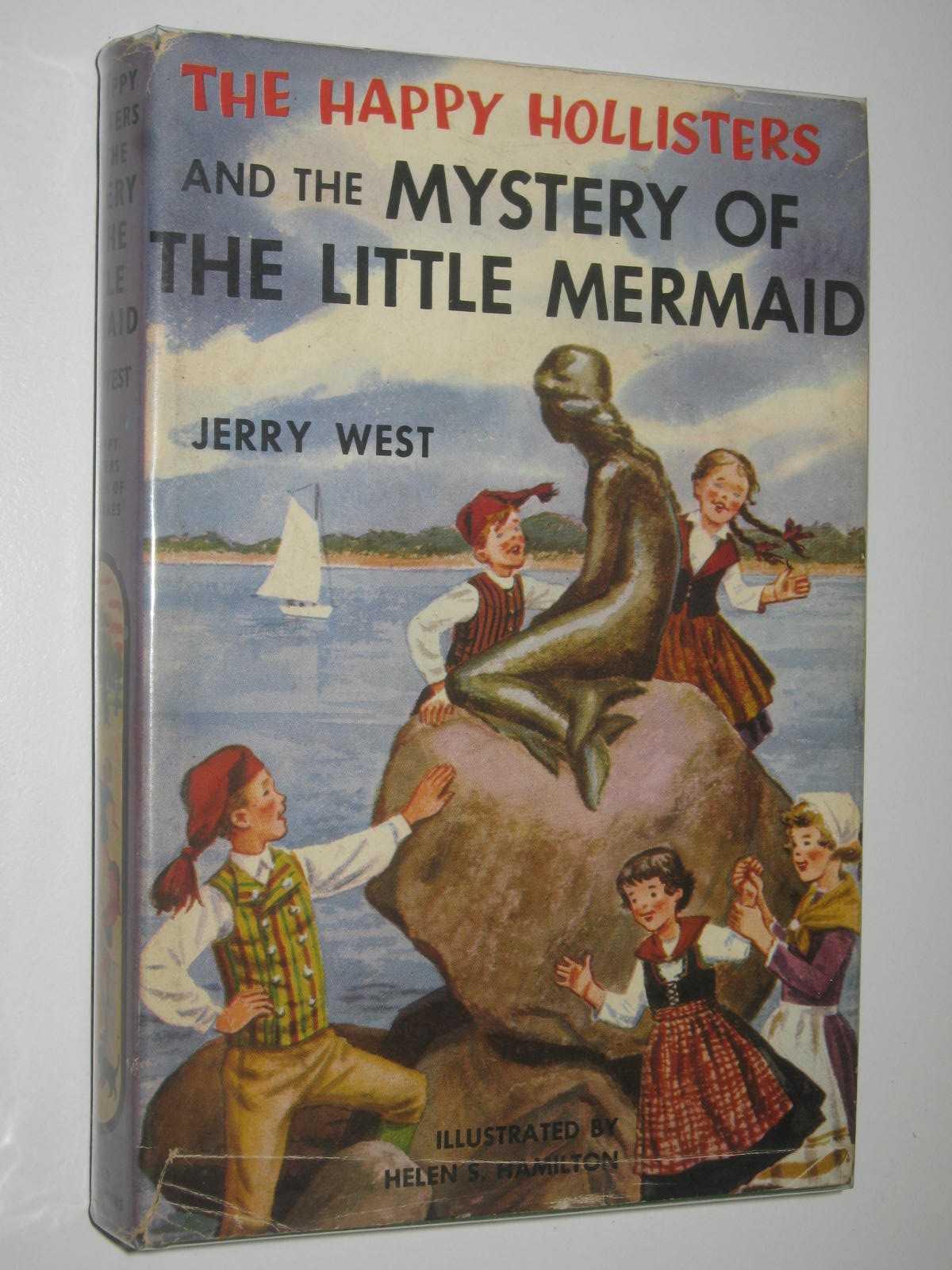 Image for The Happy Hollisters and the Mystery of the Mermaid - The Happy Hollisters Series #12