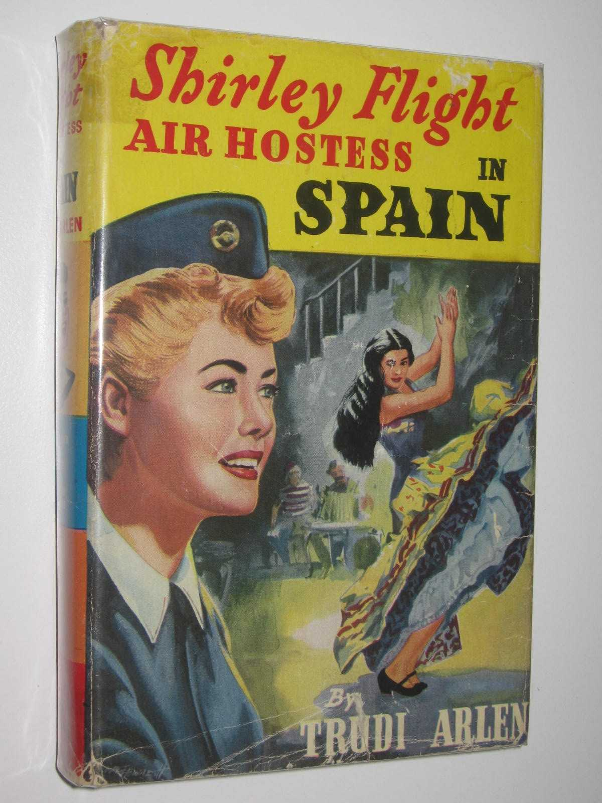 Image for Shirley Flight, Air Hostess in Spain
