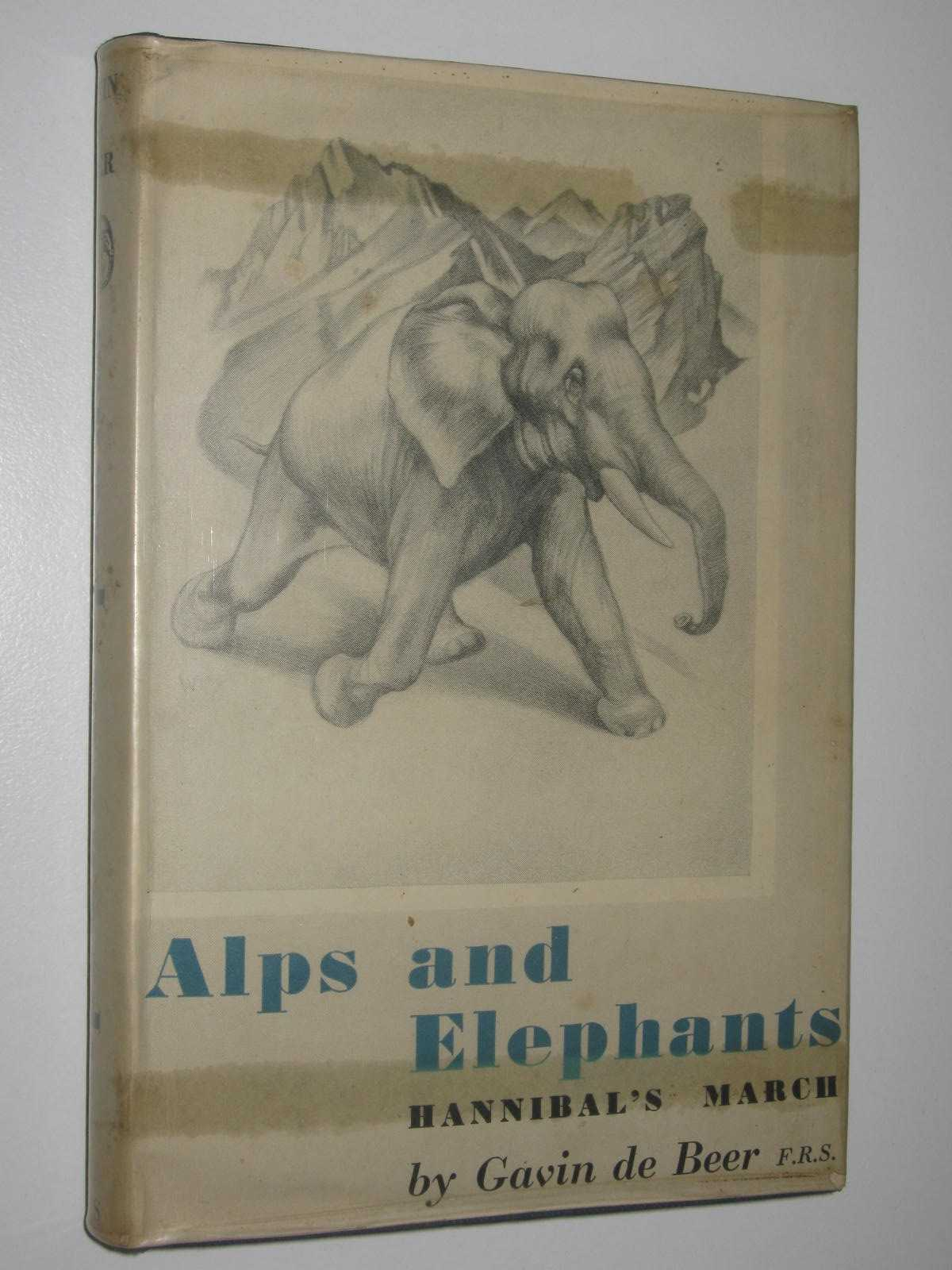 Image for Alps and Elephants : Hannibal's March
