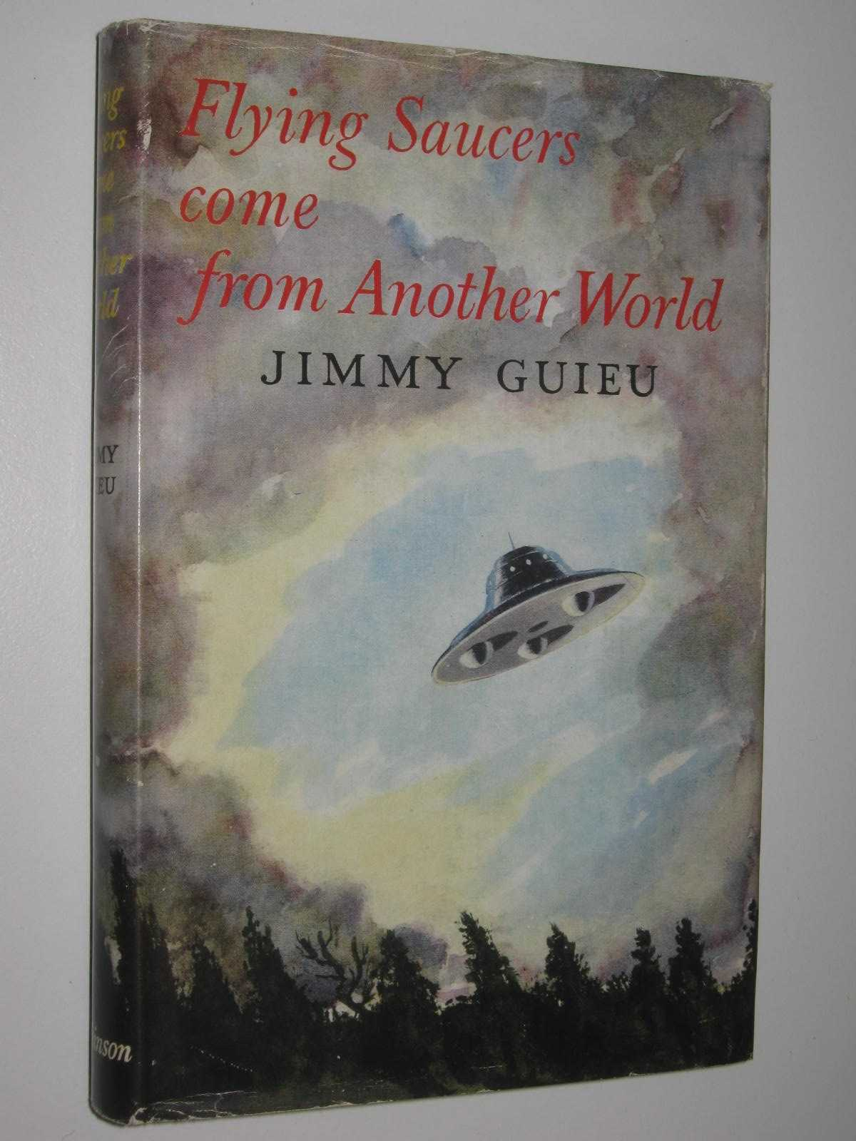 Image for Flying Saucers Come from Another World