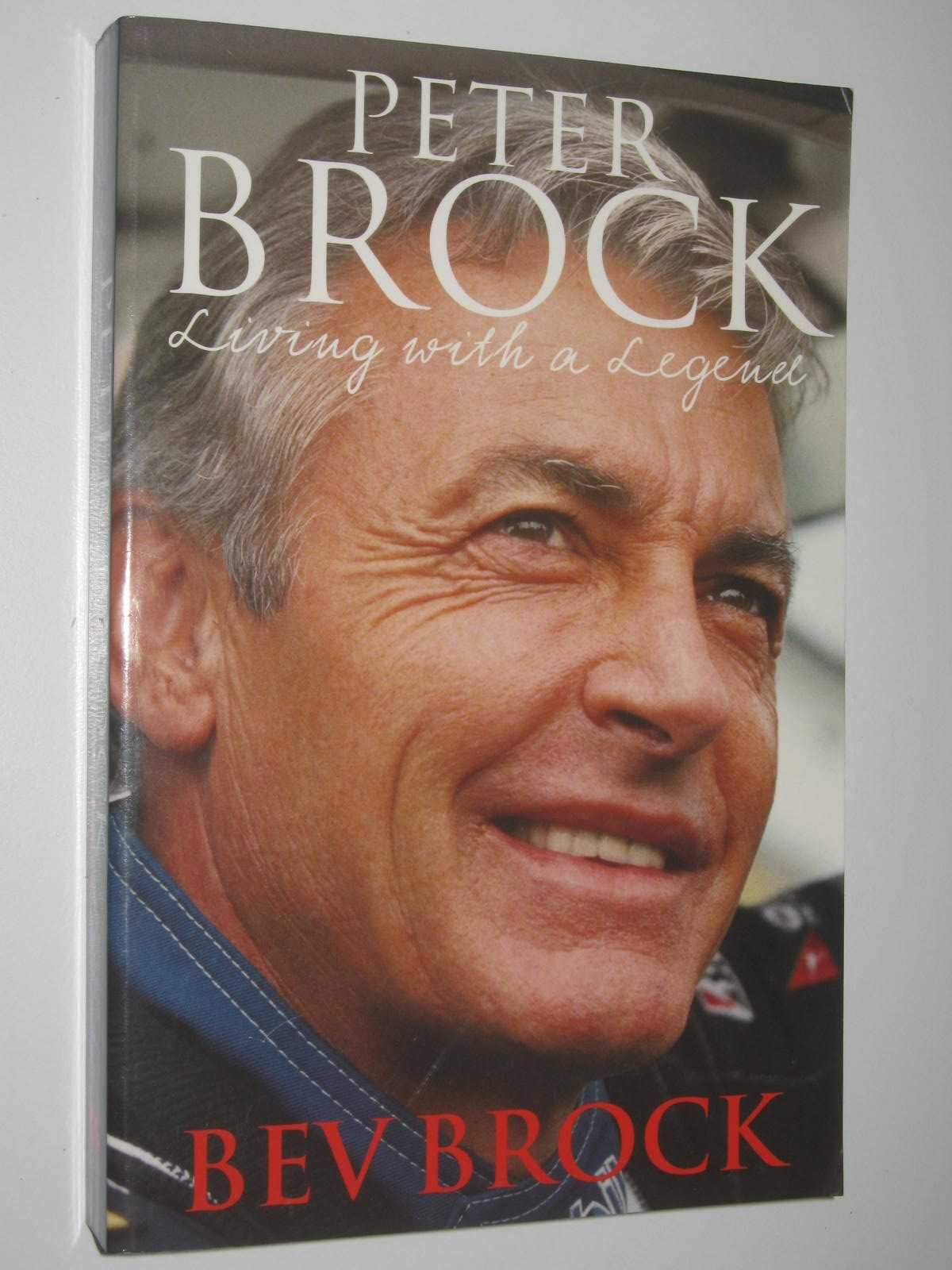 Image for Peter Brock : Living with a Legend
