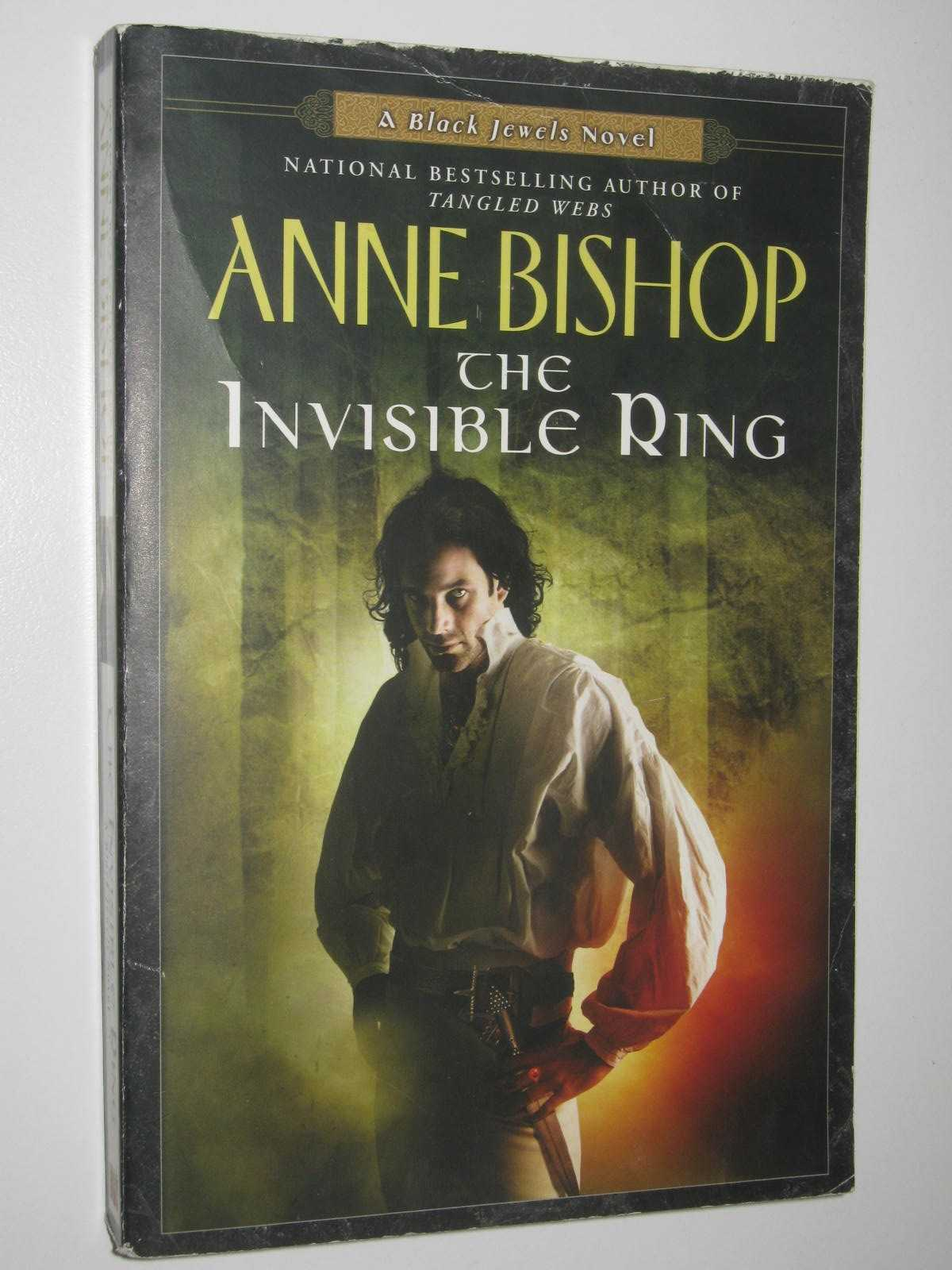Image for The Invisible Ring - Black Jewels Series #4