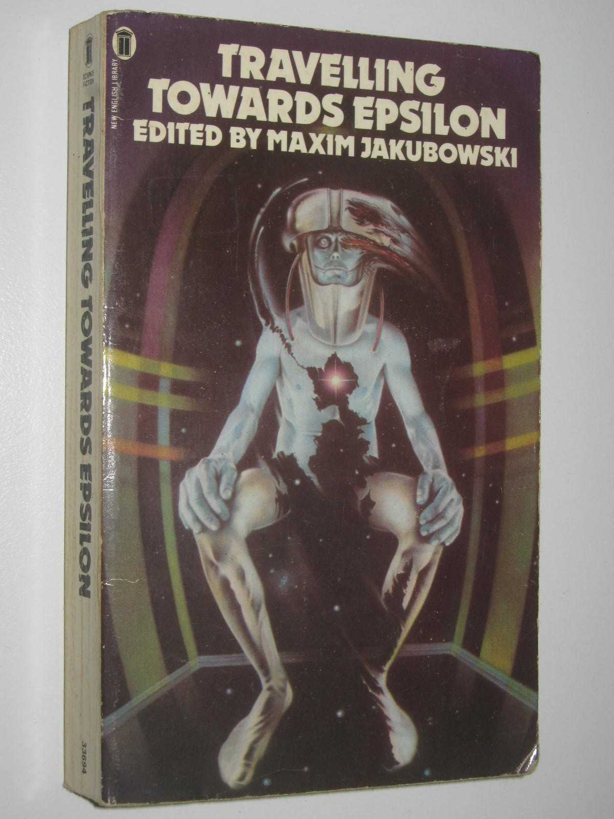 Image for Travelling Towards Epsilon : An Anthology of French Science Fiction