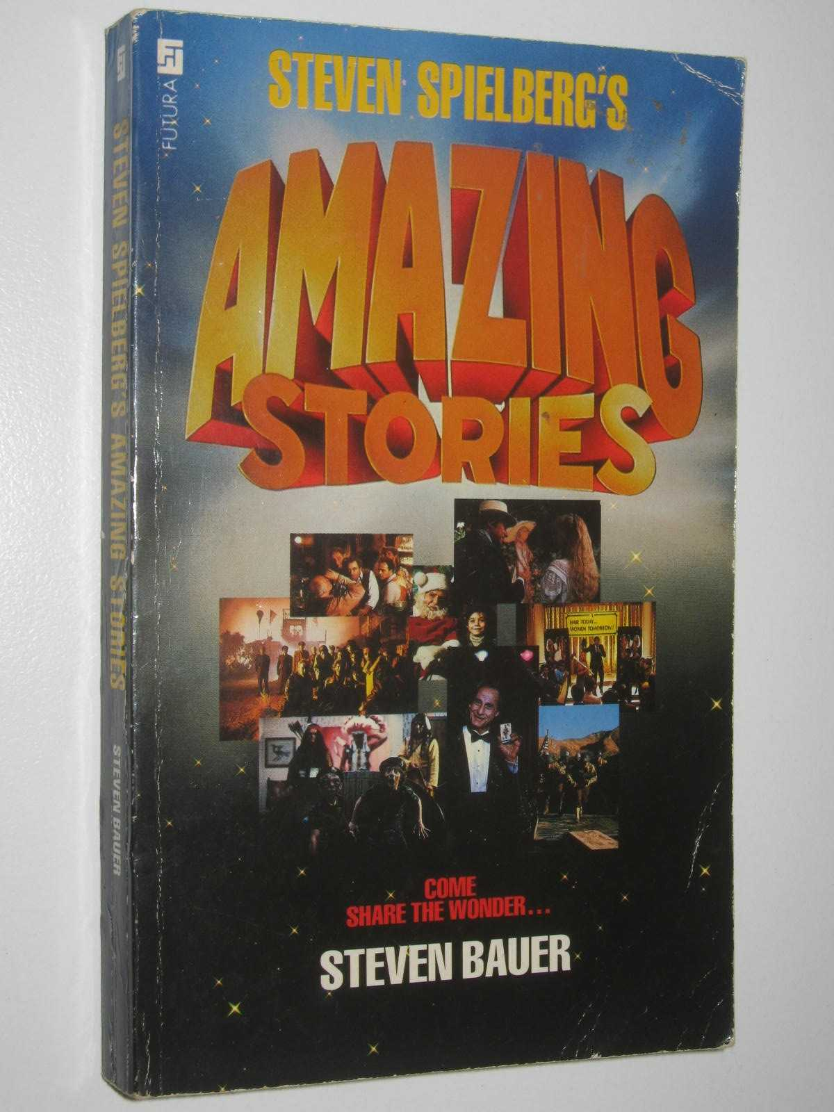 Image for Steven Spielberg's Amazing Stories