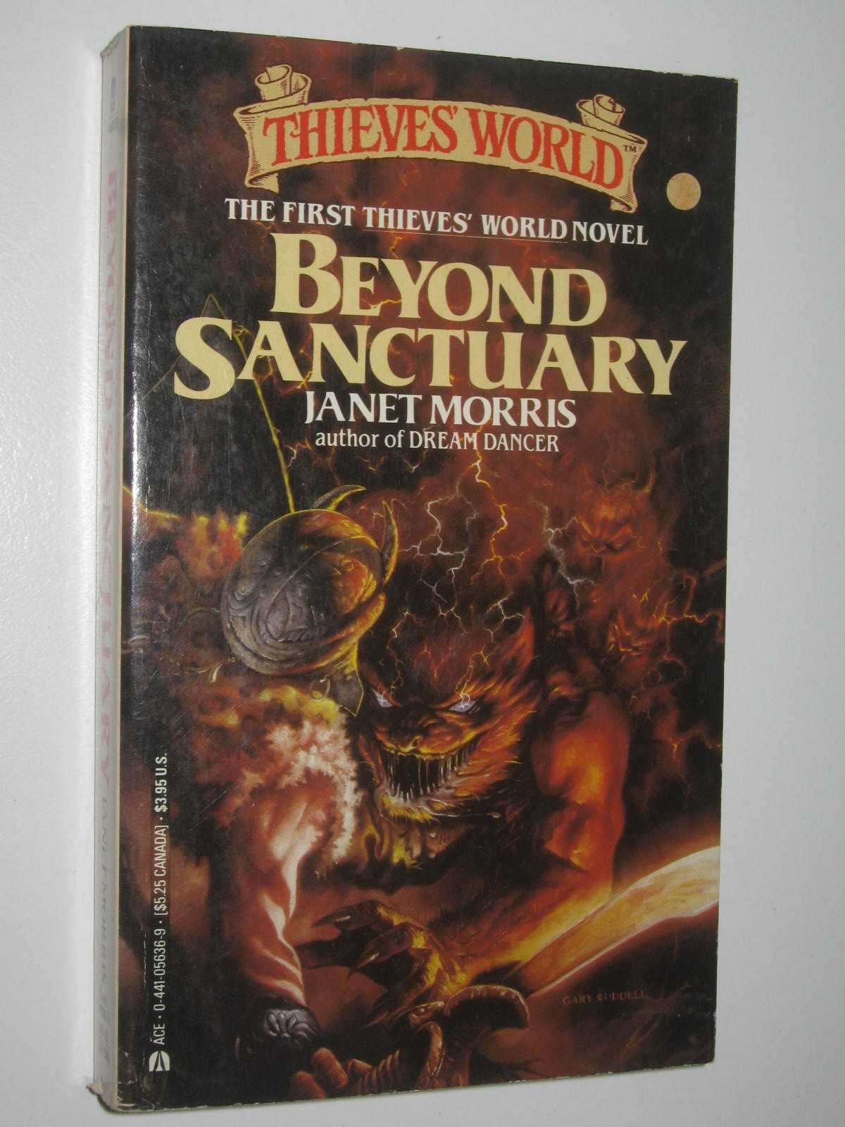 Image for Beyond Sanctuary
