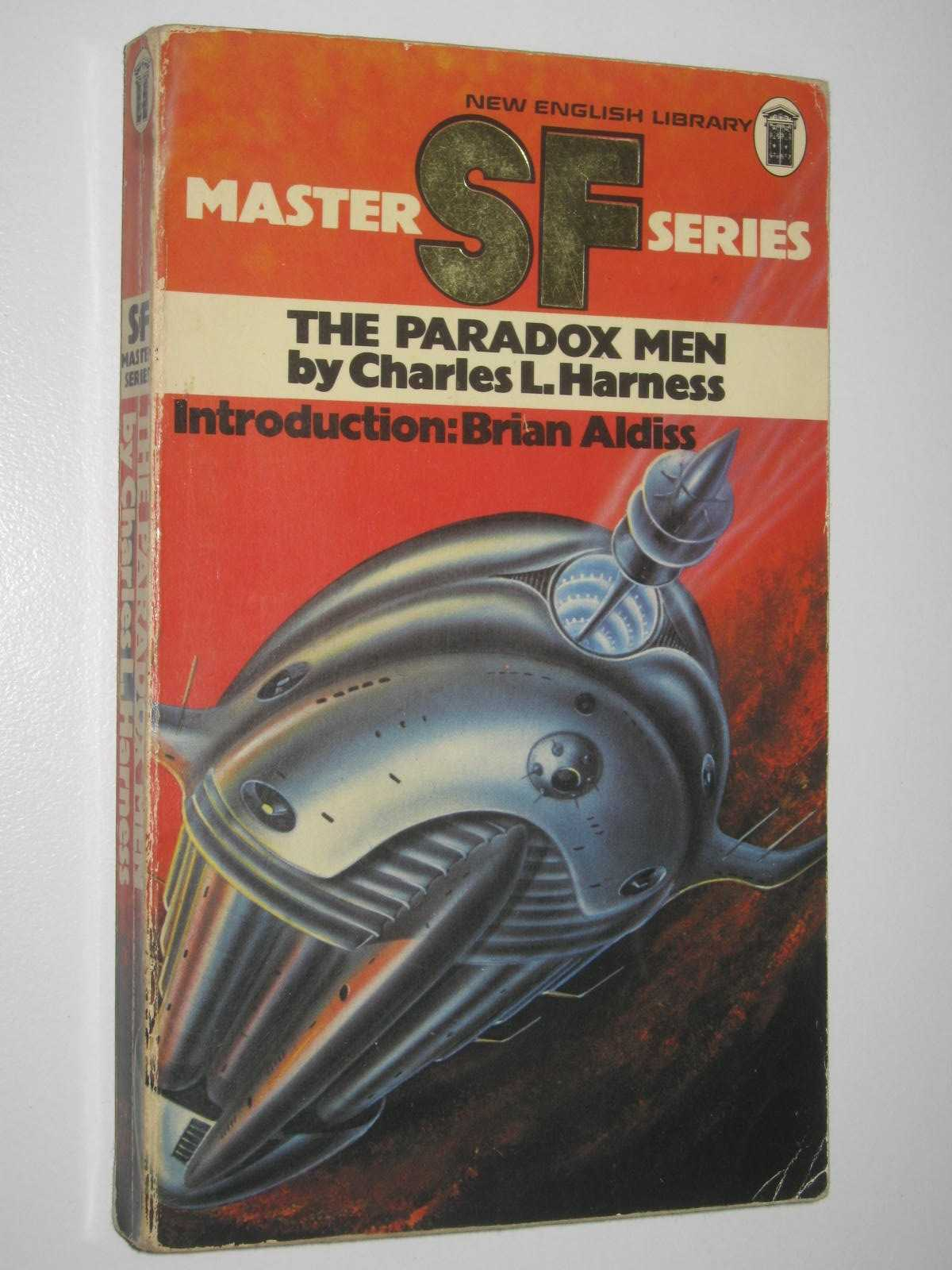 Image for The Paradox Men - Master SF Series