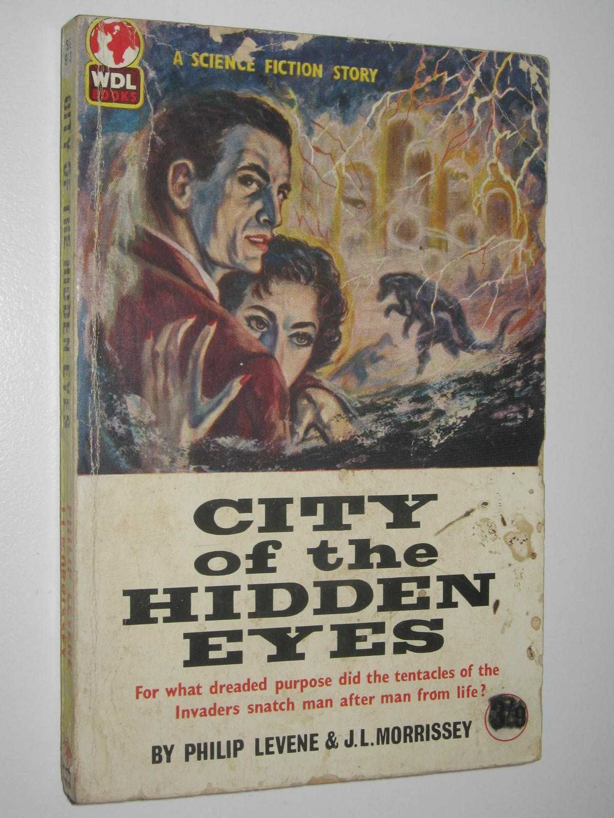 Image for City of the Hidden Eyes