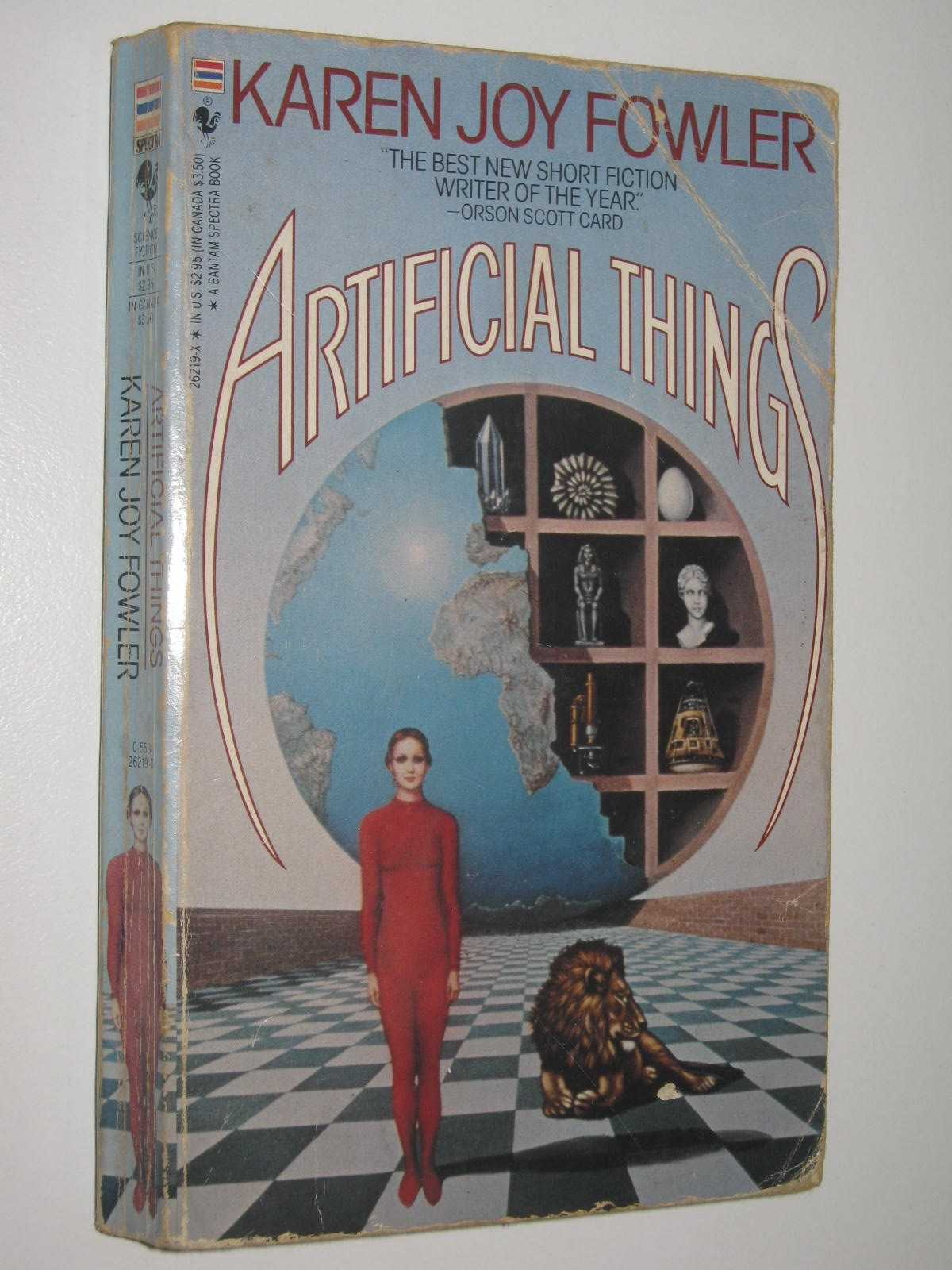 Image for Artificial Things