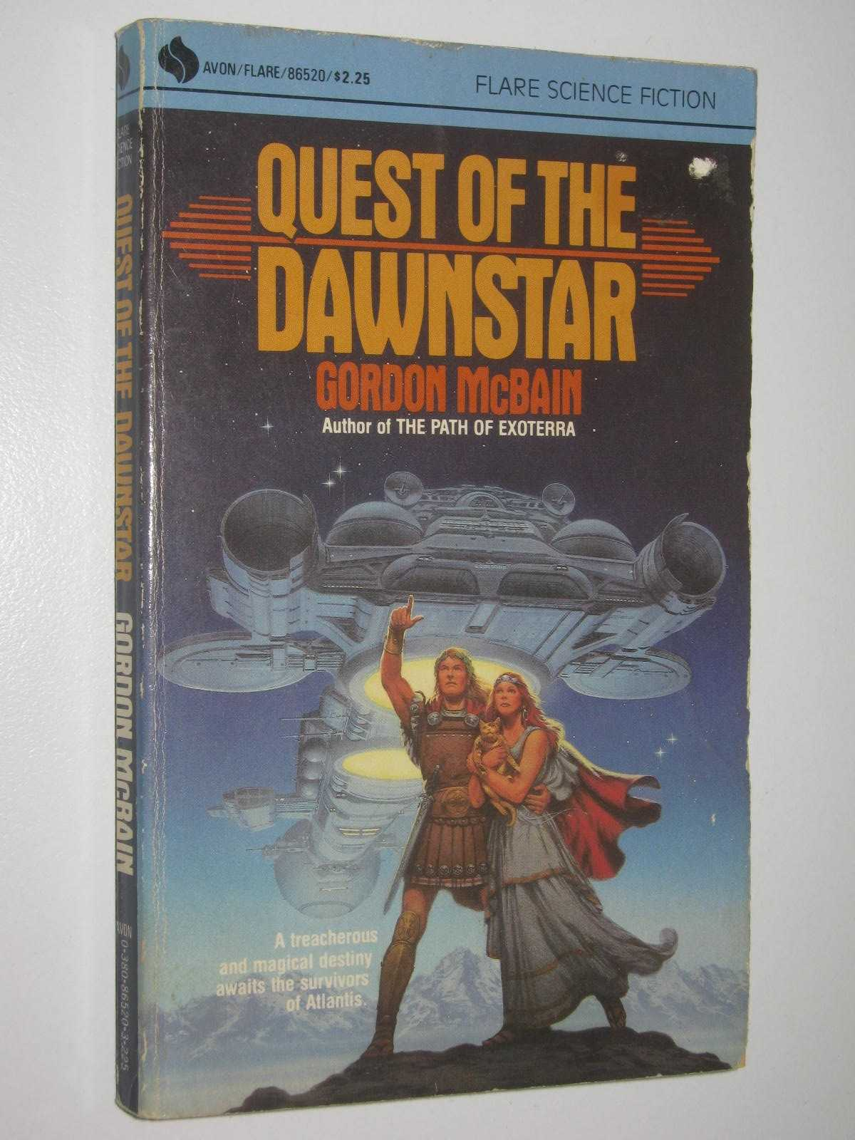 Image for Quest of the DawnstarStarwolf
