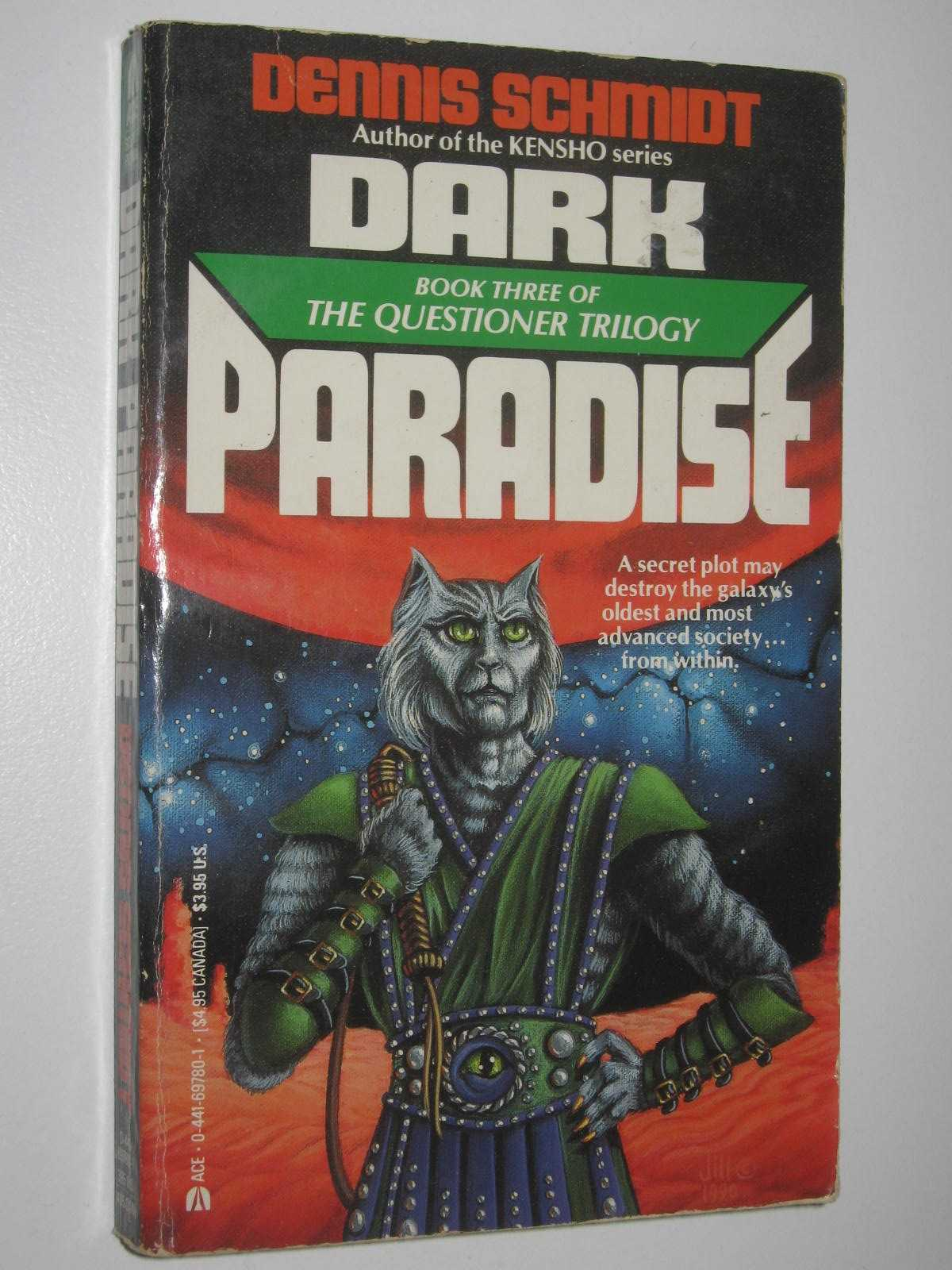 Image for Dark Paradise - The Questioner Trilogy #3