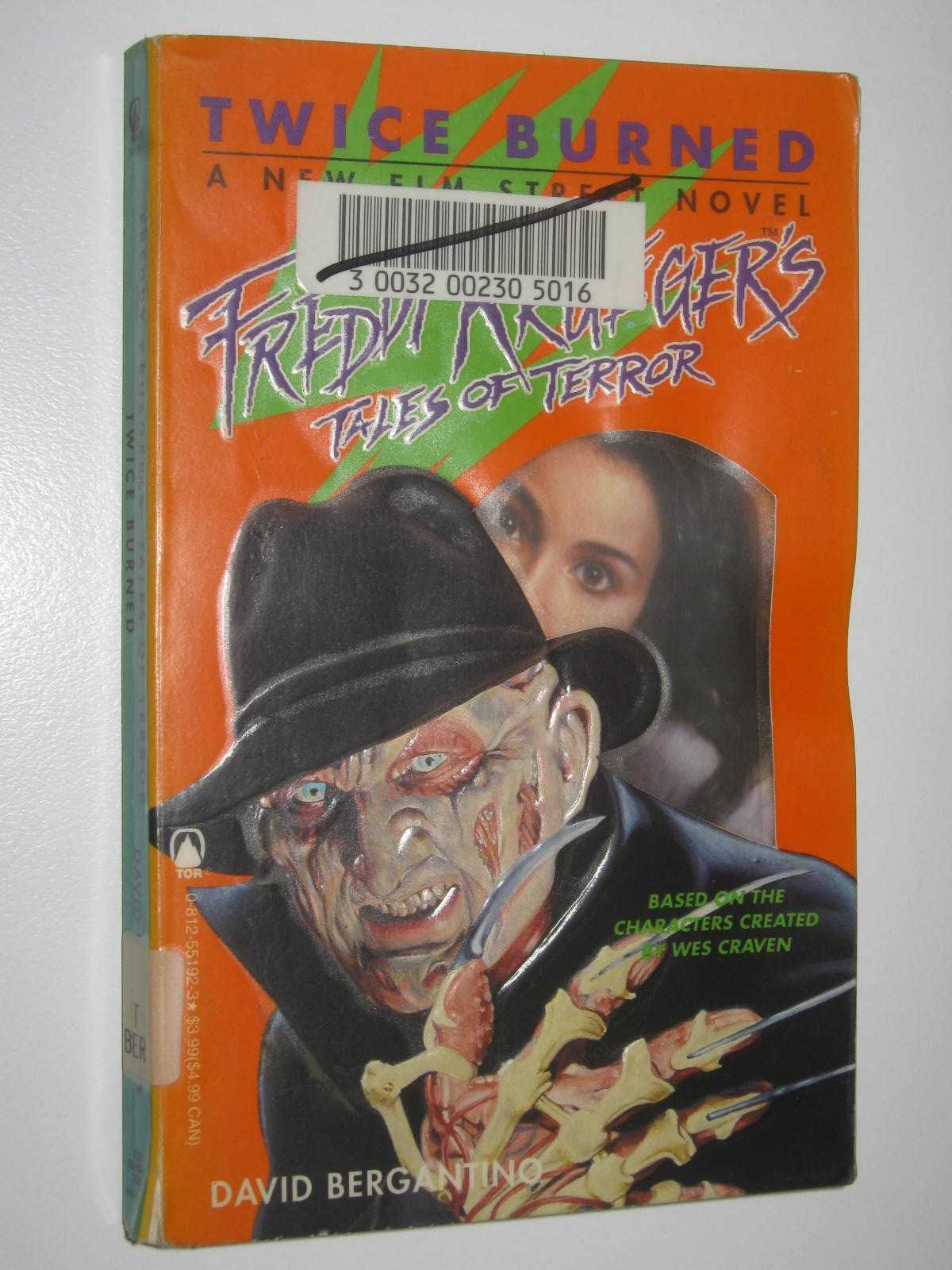 Image for Twice Burned - Freddy Kruger's Tales Of Terror Series